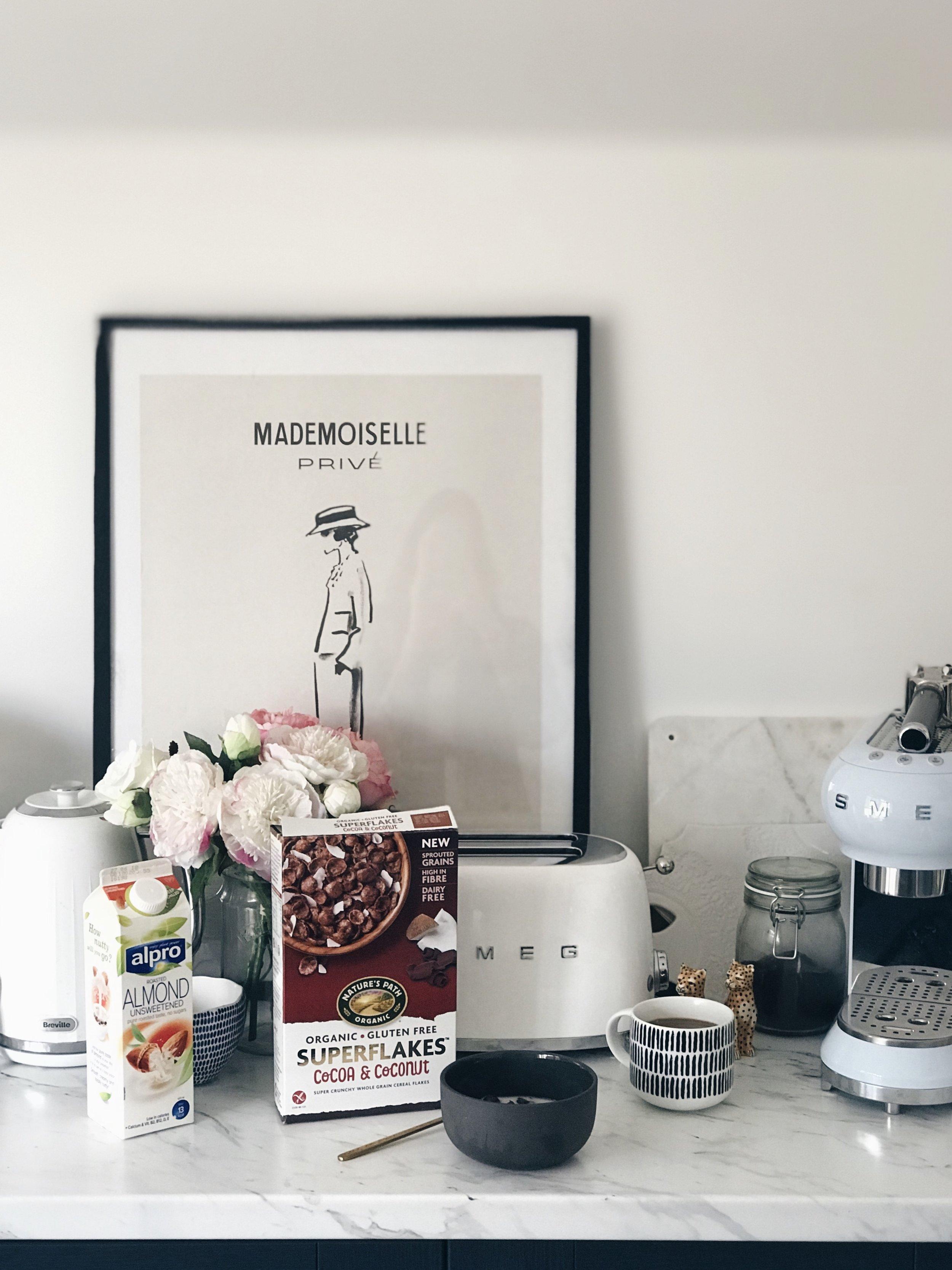 Smeg Espresso Machine, The Creative Larder Wickes Milton Kitchen