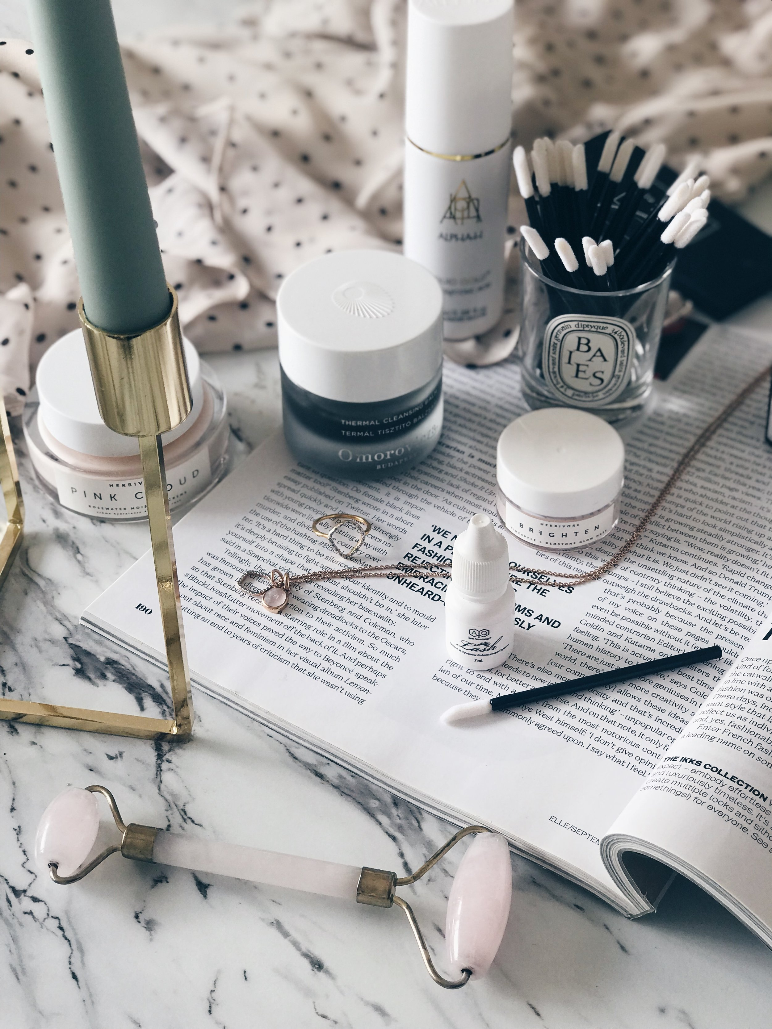 Bedtime Beaut Regime with AQ Skincare