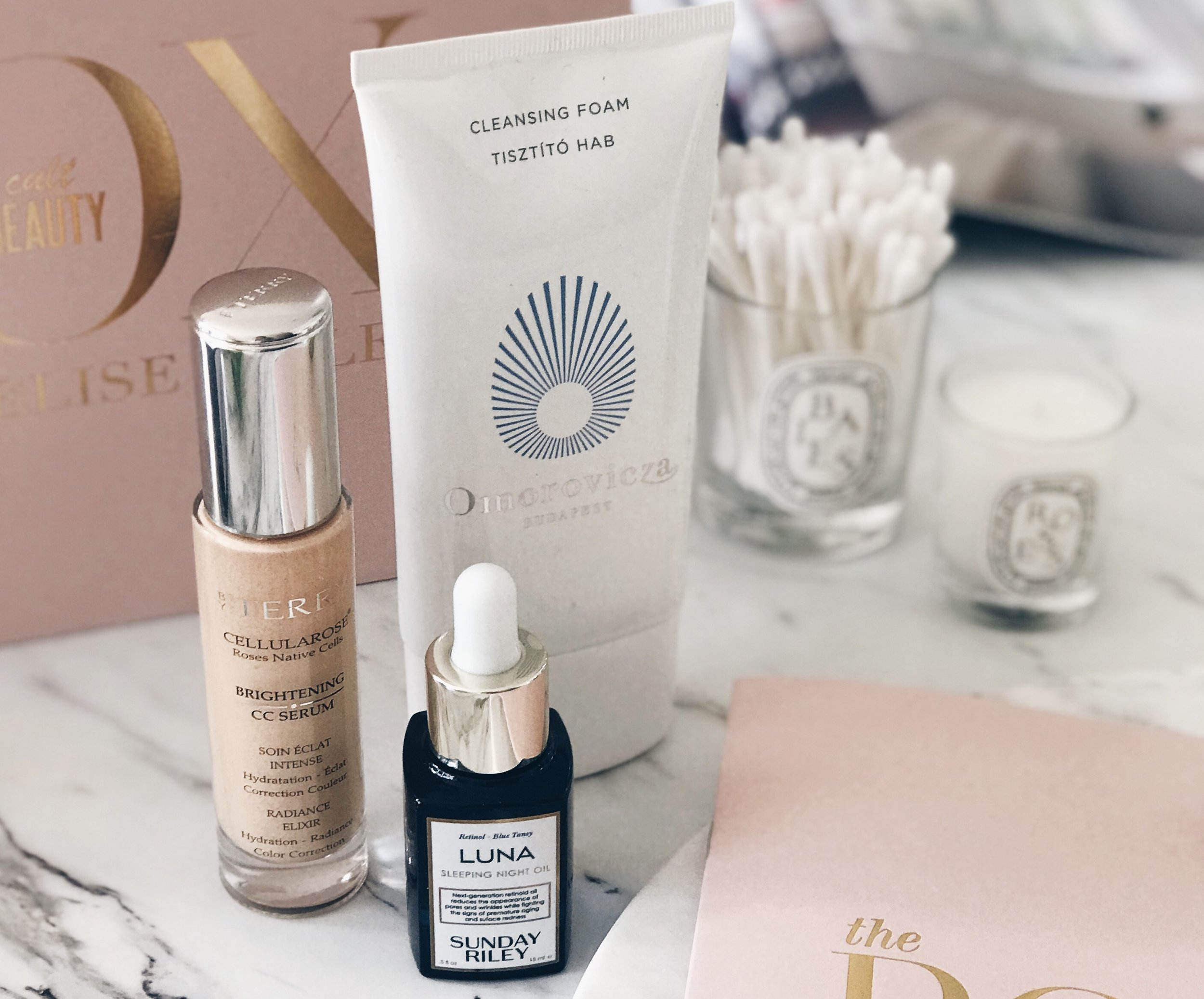 Lydia Millen X Cult Beauty Box