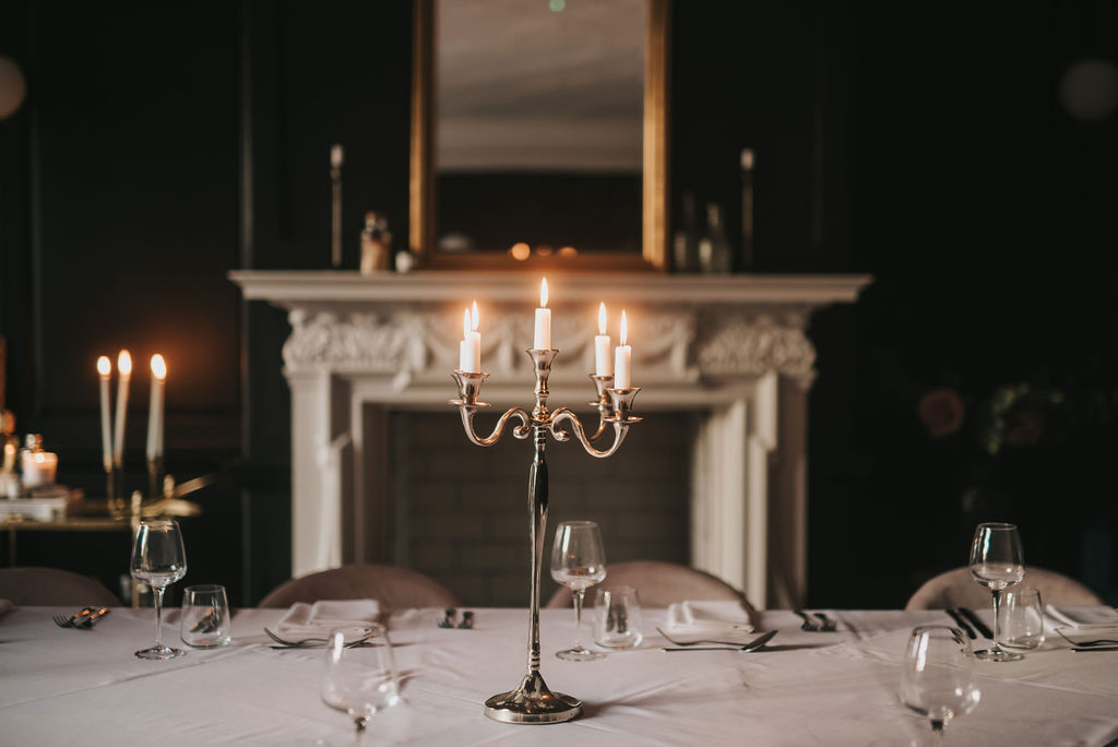 Healing Manor Hotel Private Dining Room