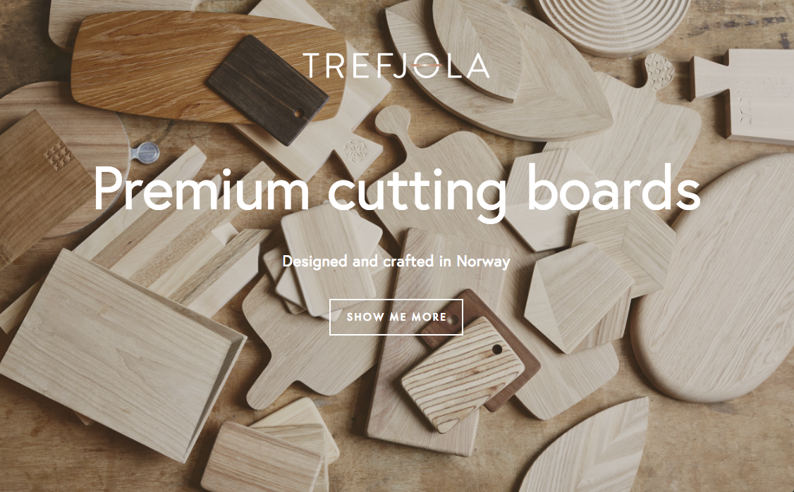 Trefjøla cuttingboards