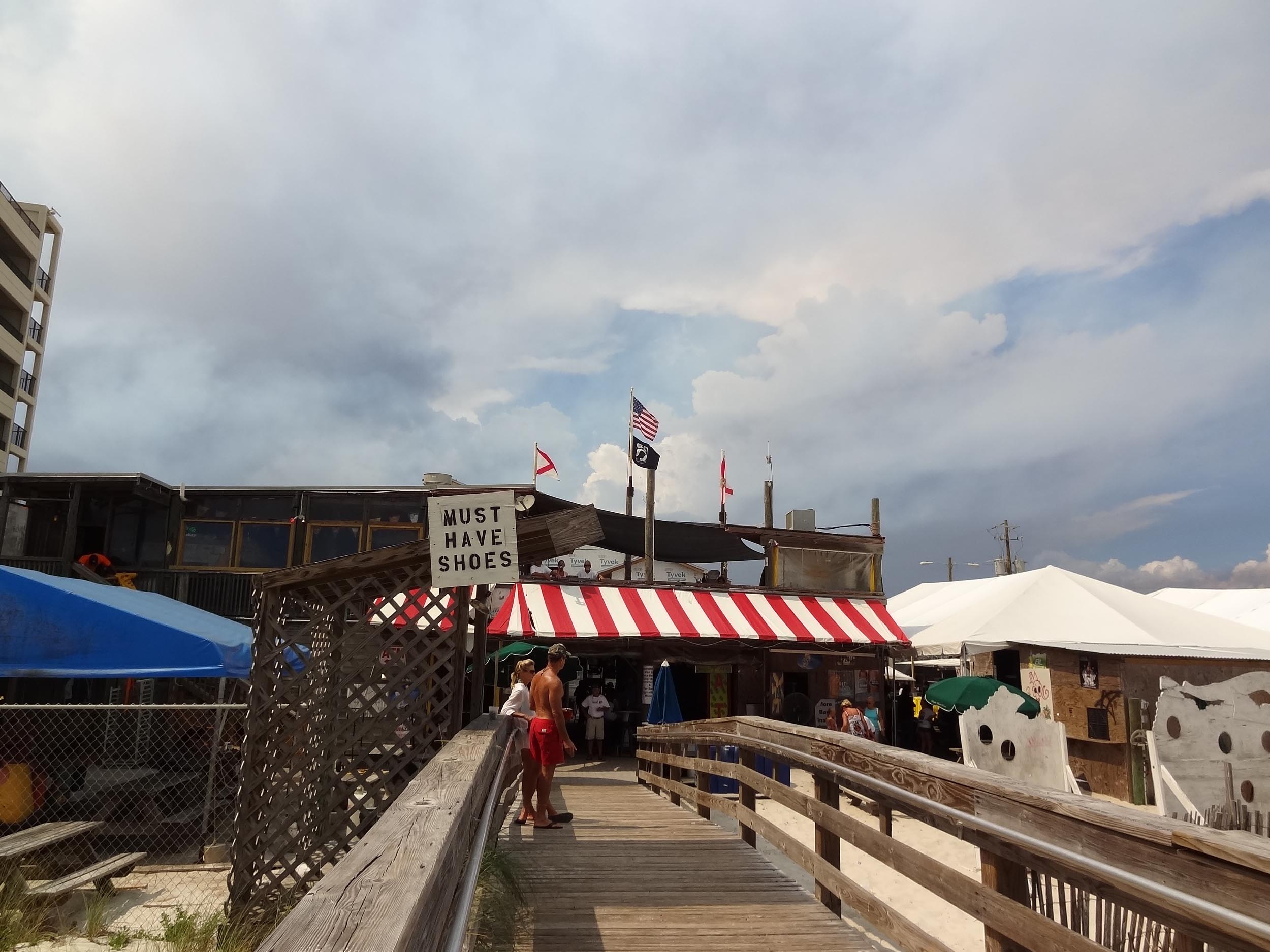 the flora-bama lounge and package