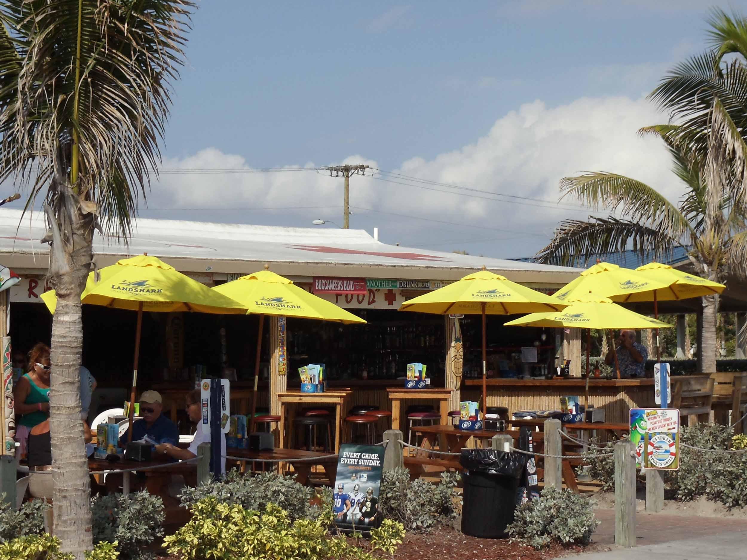 Sandbar Sports Grill Exterior