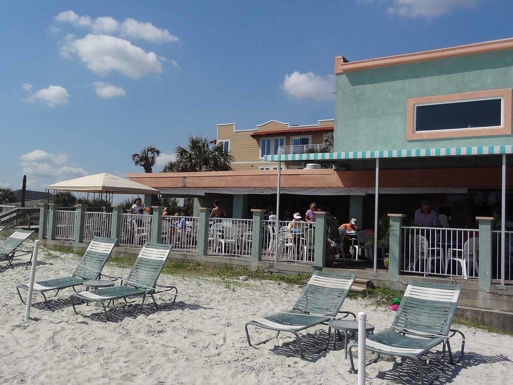 The Sandbar And Kitchen Florida Beach Bar