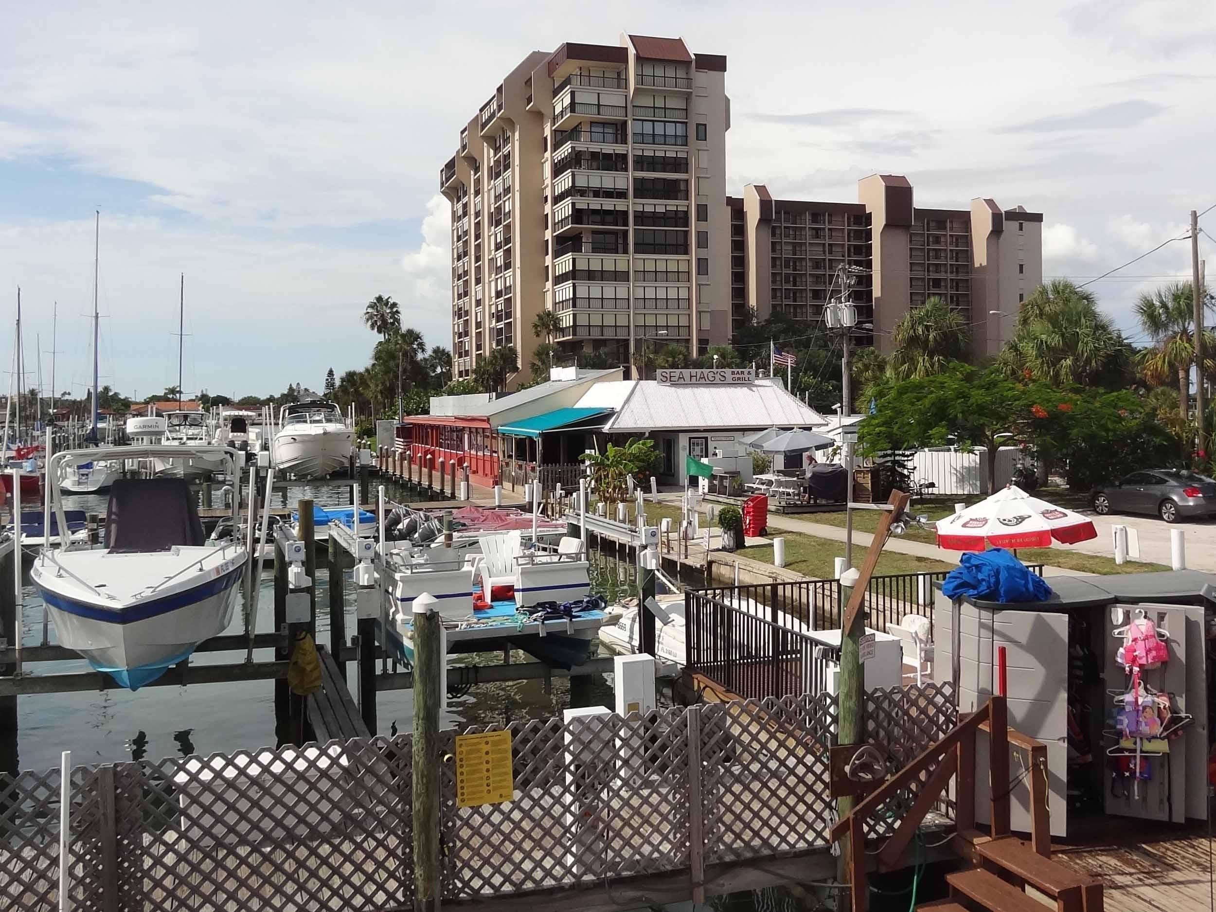 Sea Hags Bar and Grill Exterior
