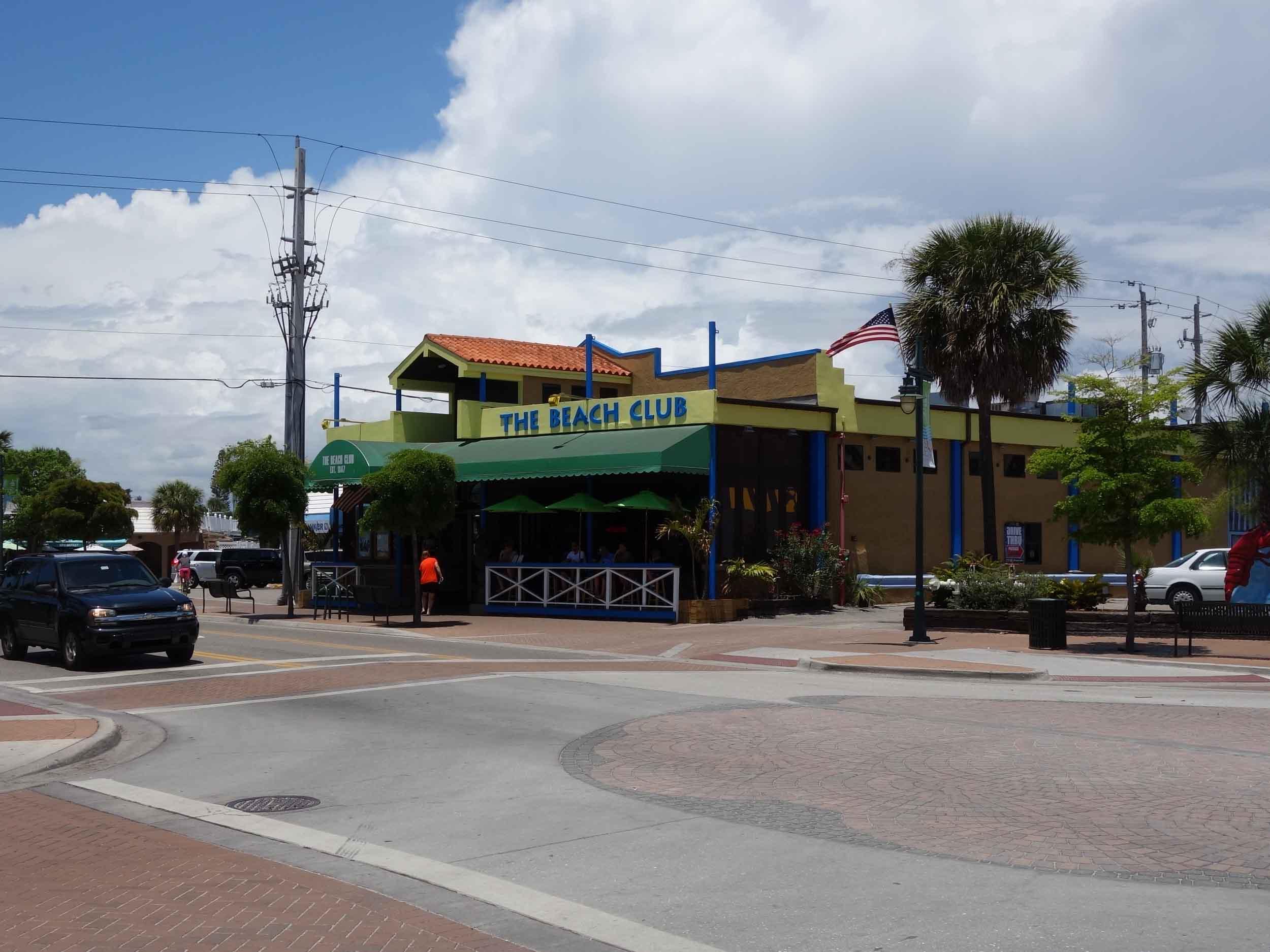 The Beach Club Exterior