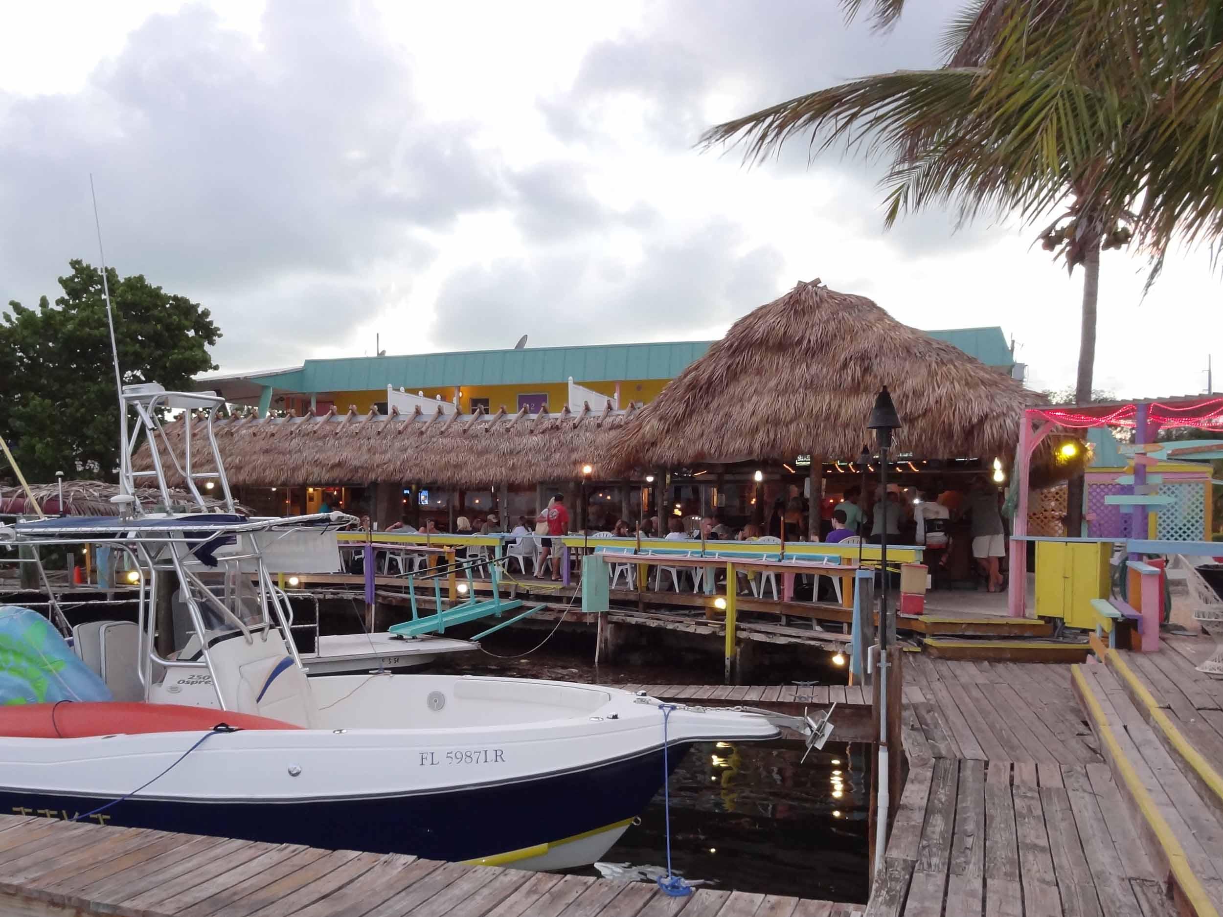 Snapper's Waterfront Restaurant Outside Bar