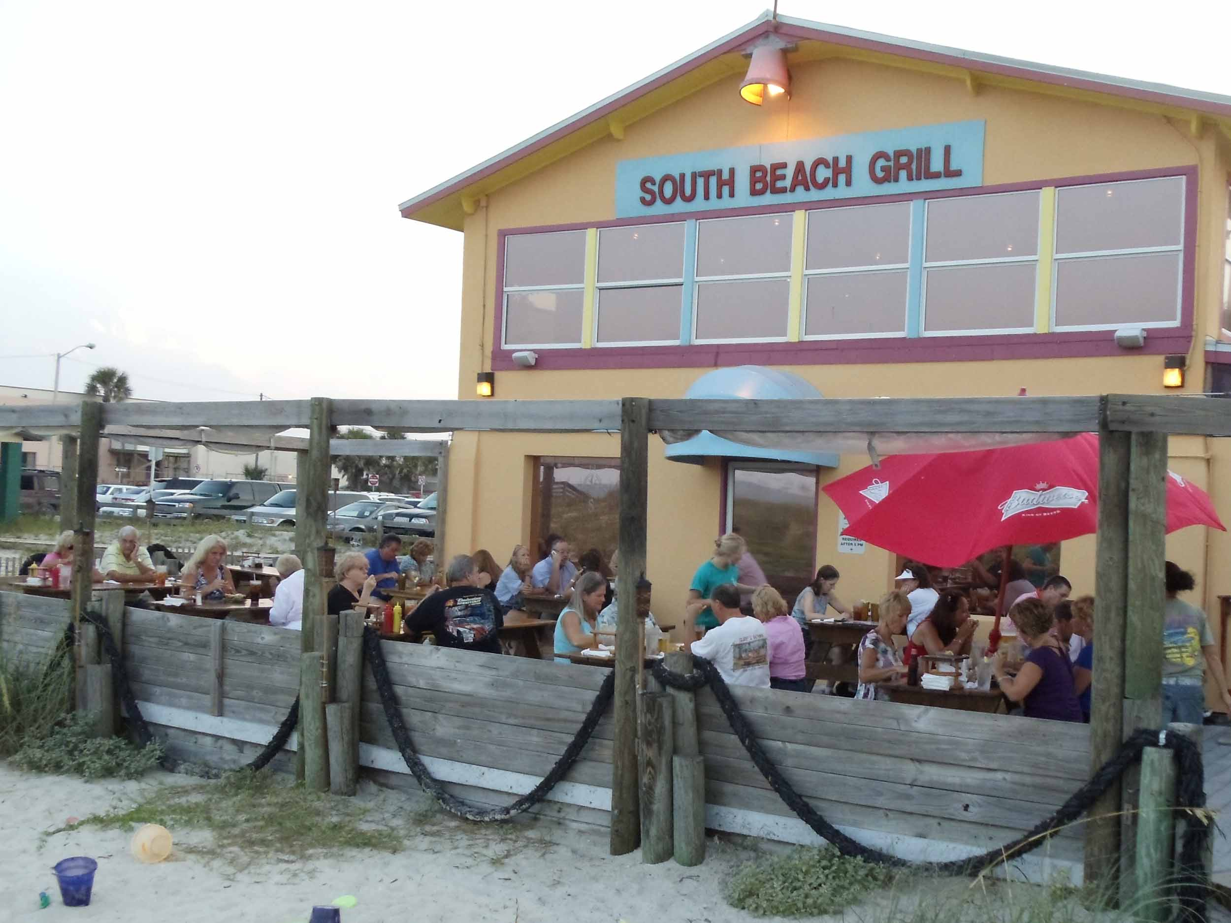 South Beach Grill Exterior