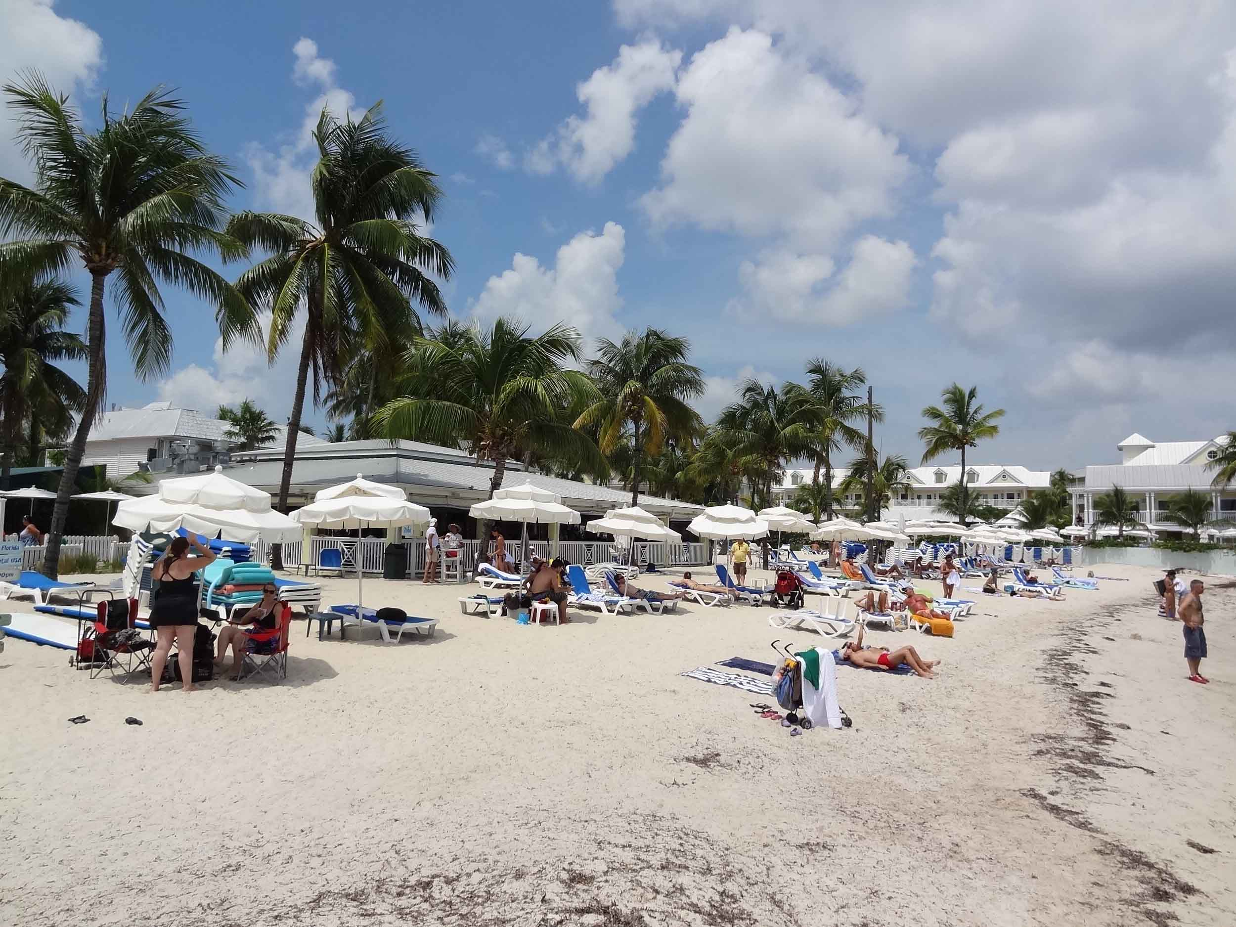Southernmost Beach Cafe Beach View