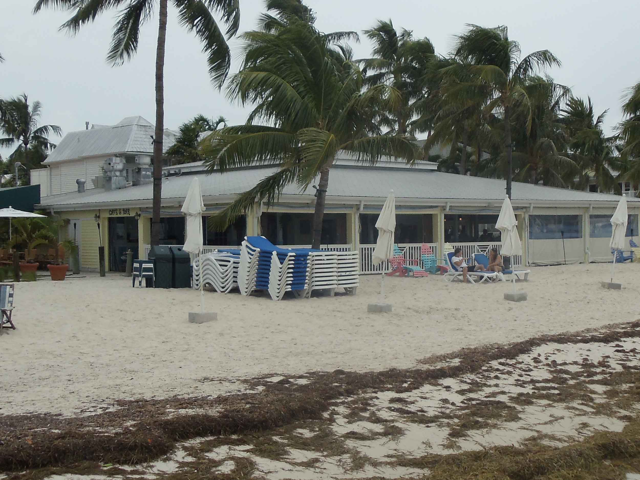 Southernmost Beach Cafe Exterior