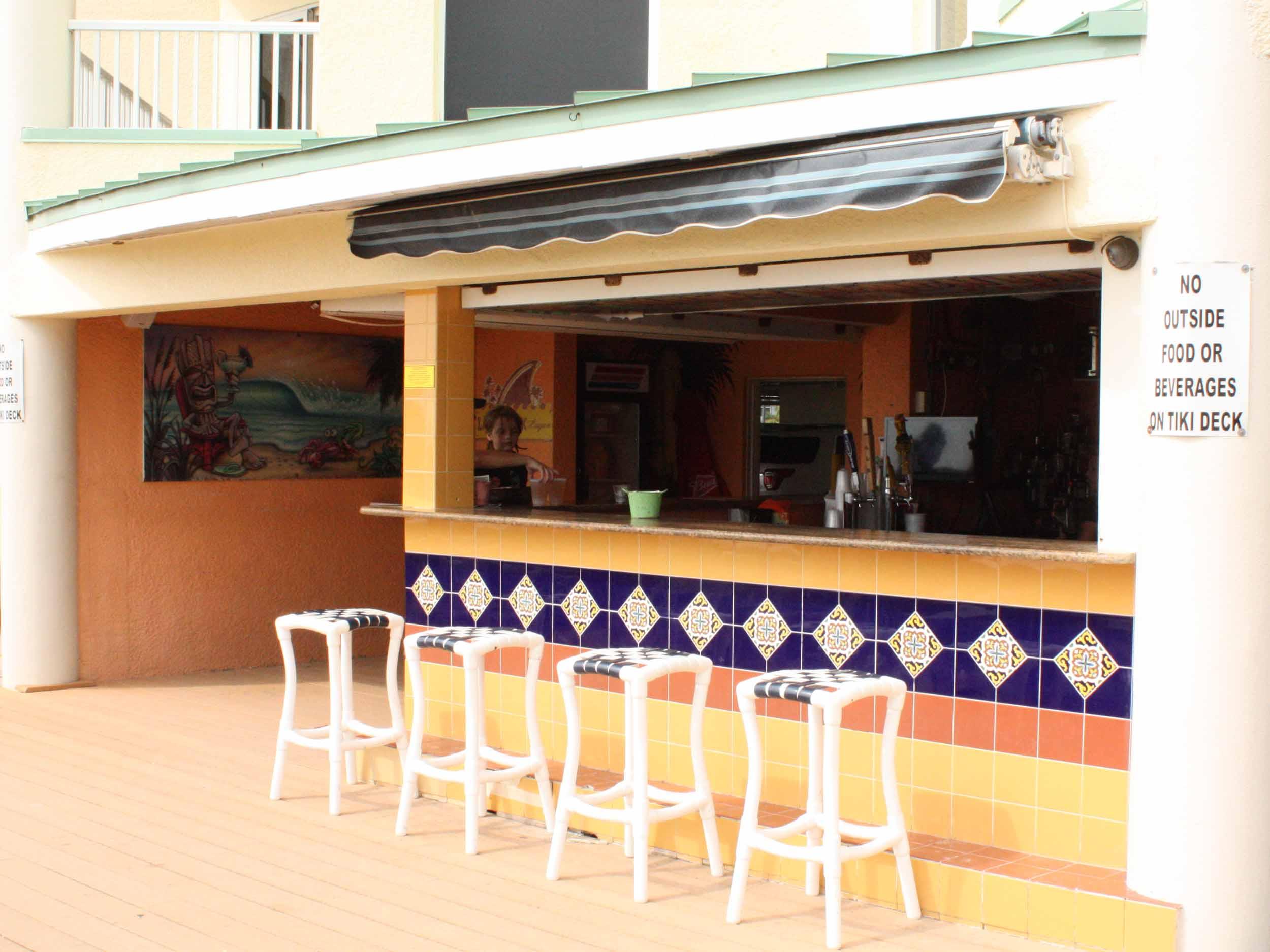 Sunset Beach Bar Exterior