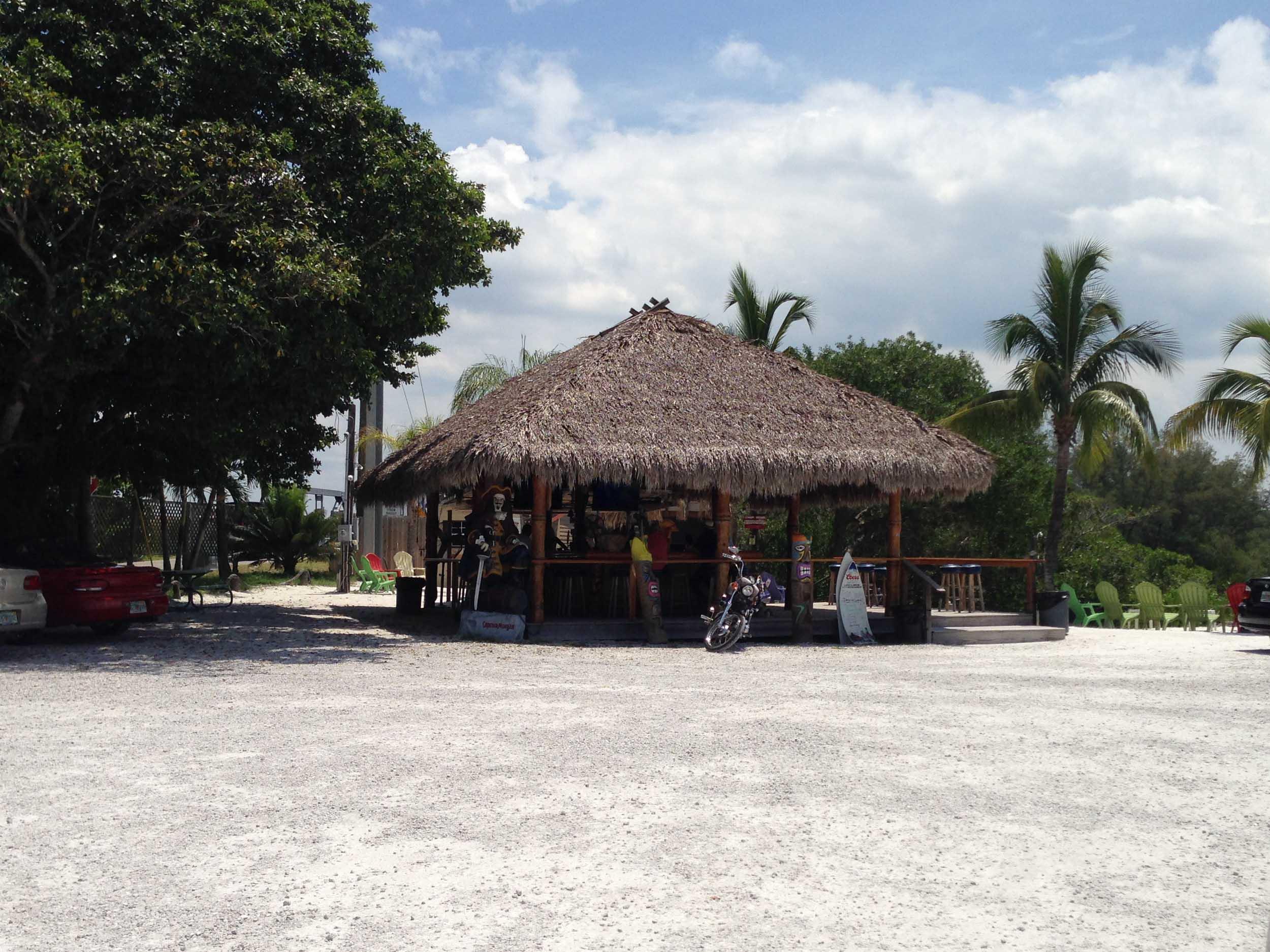 Casey Key Fish House Tiki Bar