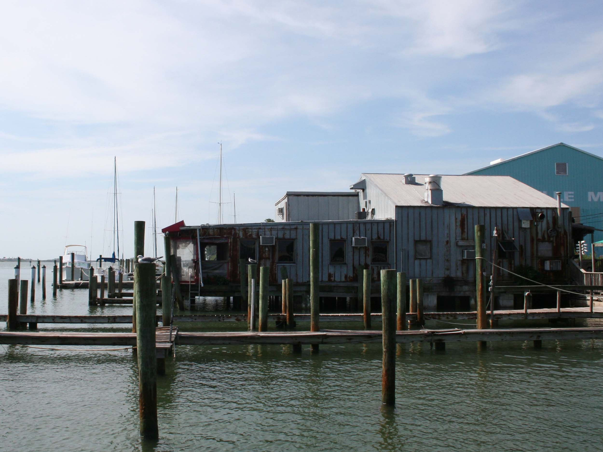 The Wharf Restaurant on the Water