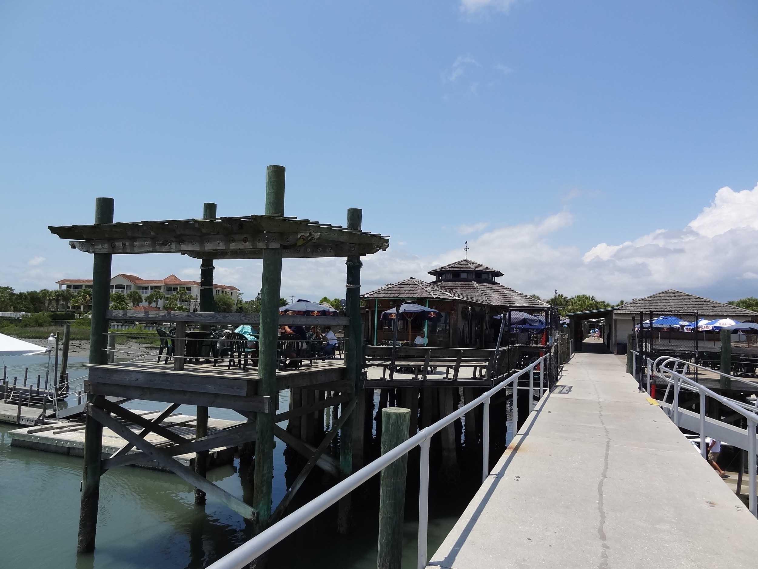 Conch House Pier