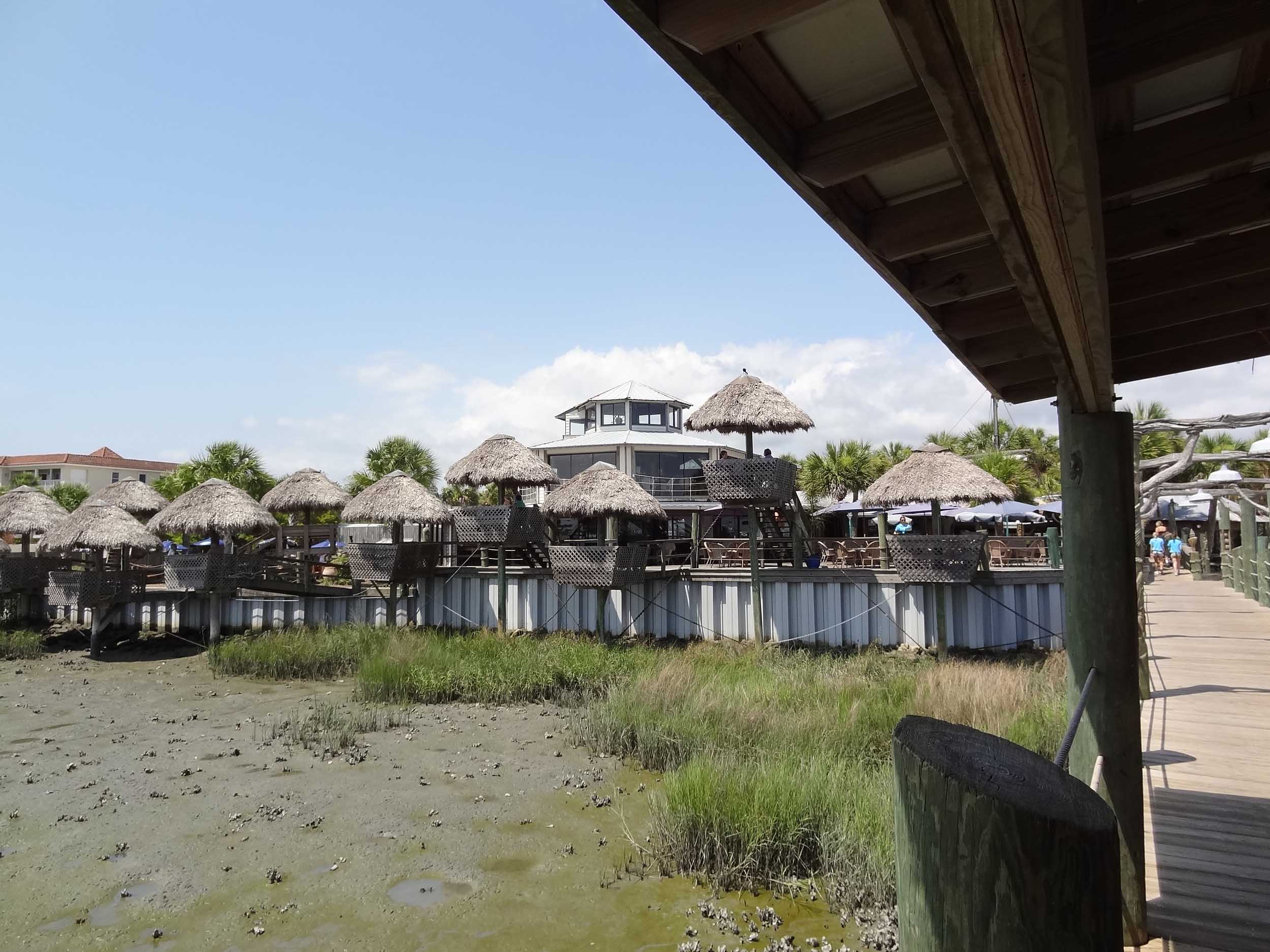 Conch House Tiki Huts