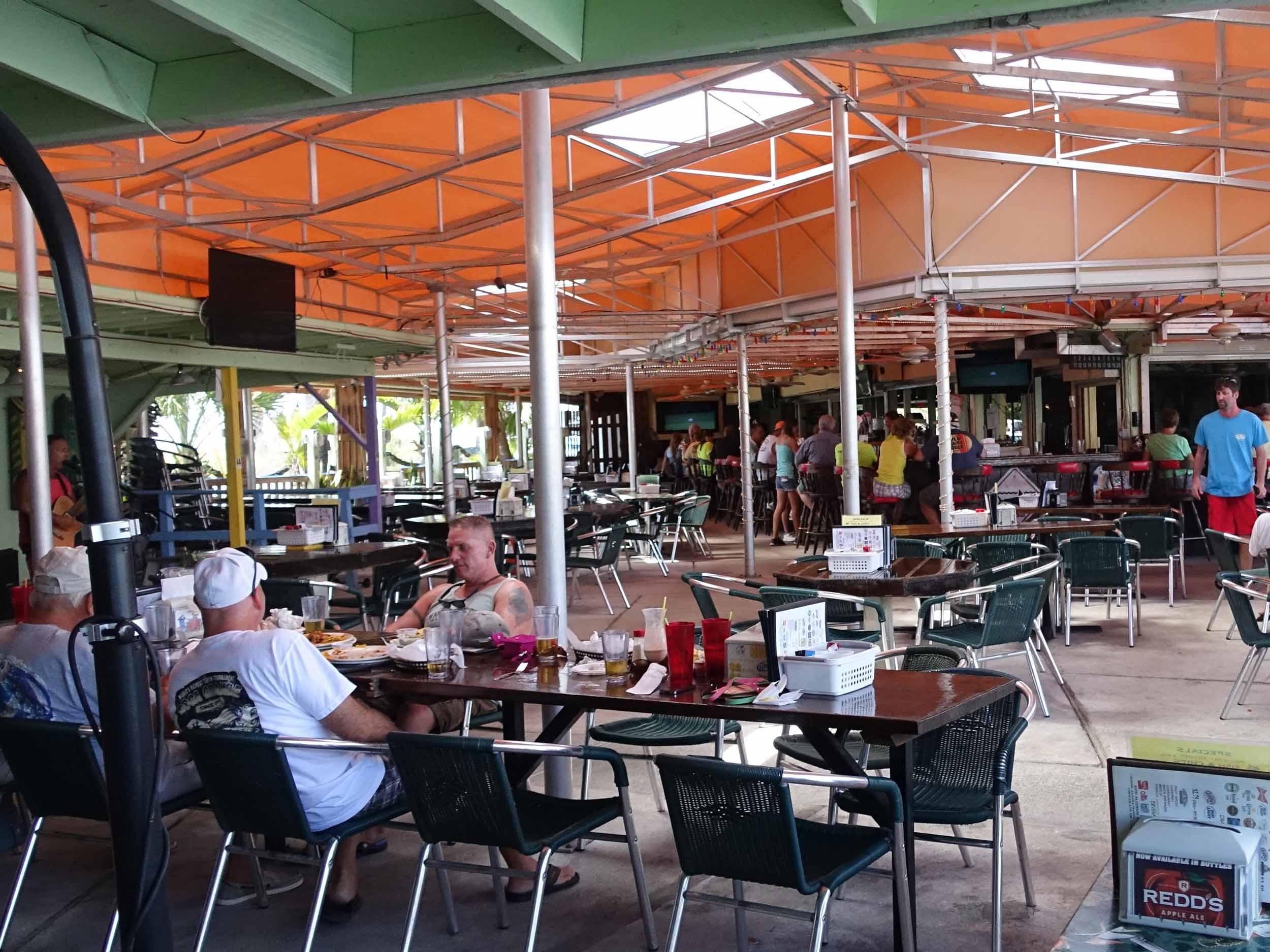 White Elephant Pub Interior