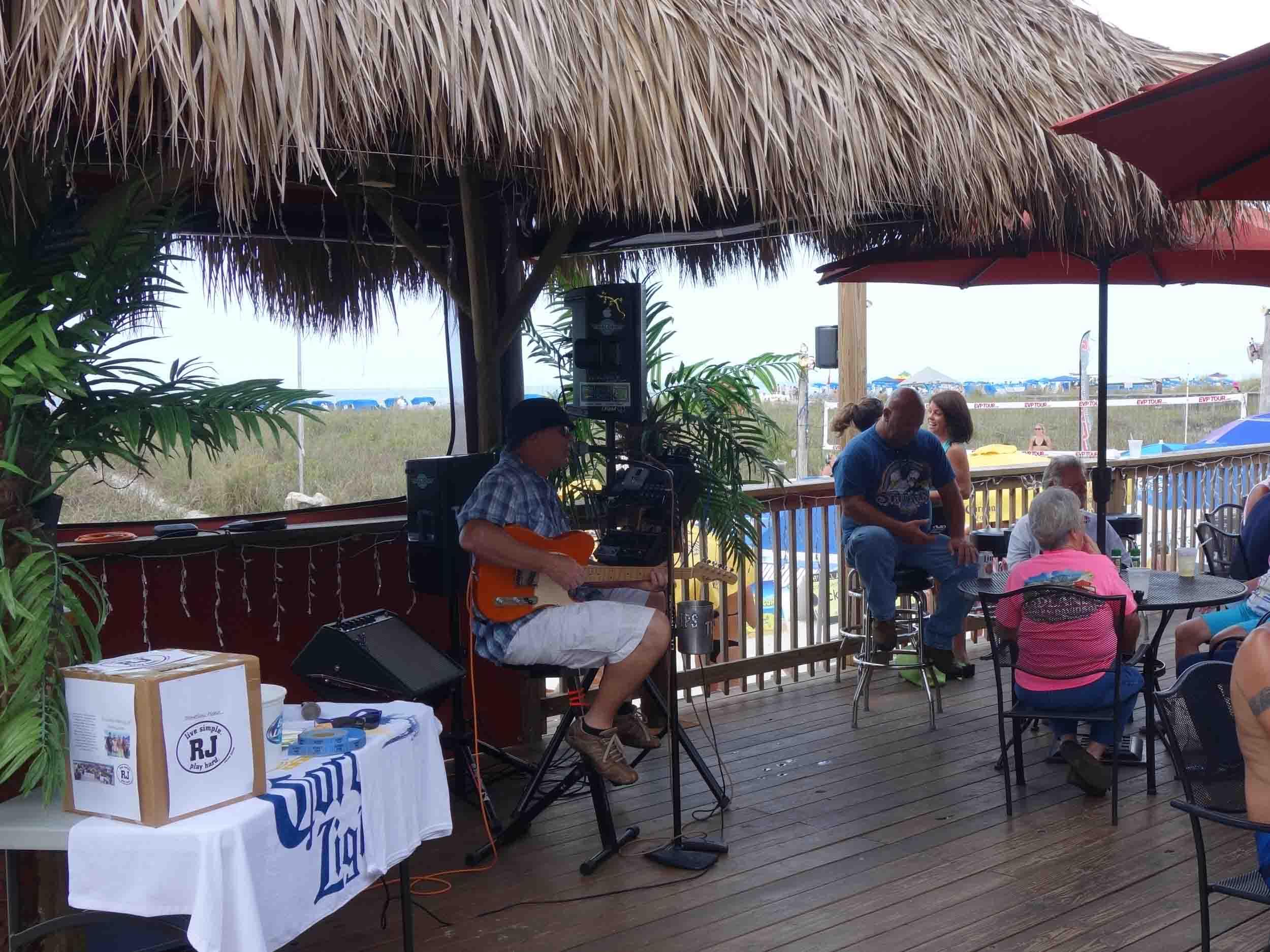 Toasted Monkey Beach Bar Live Music