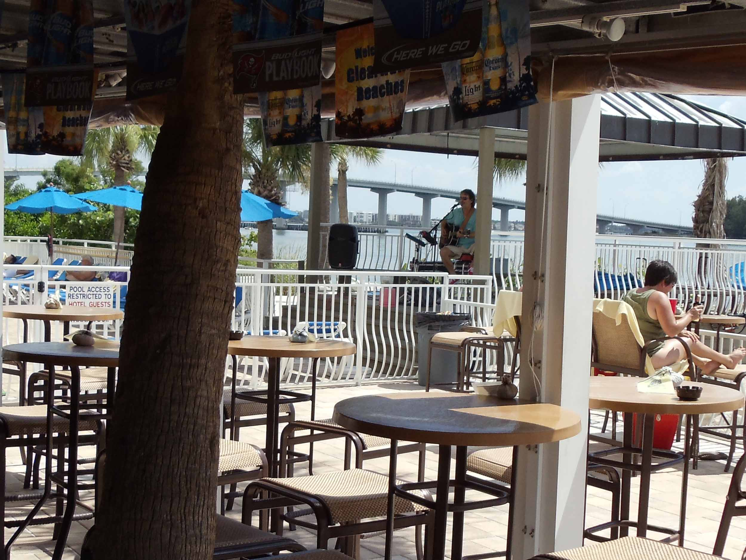 Tropix Island Tiki Bar Live Music