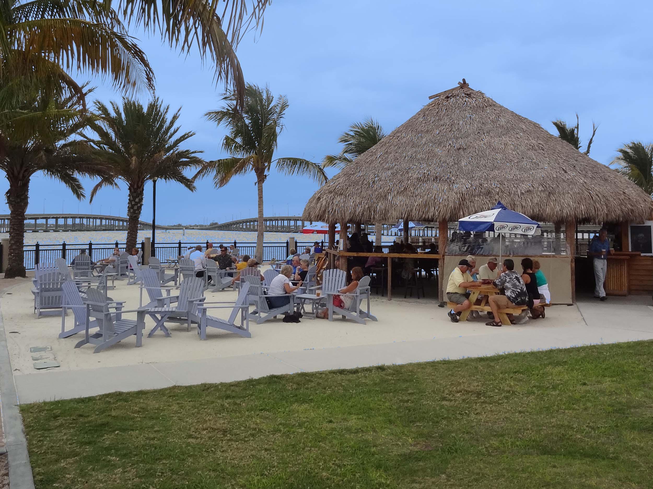 TT's Tiki Bar View