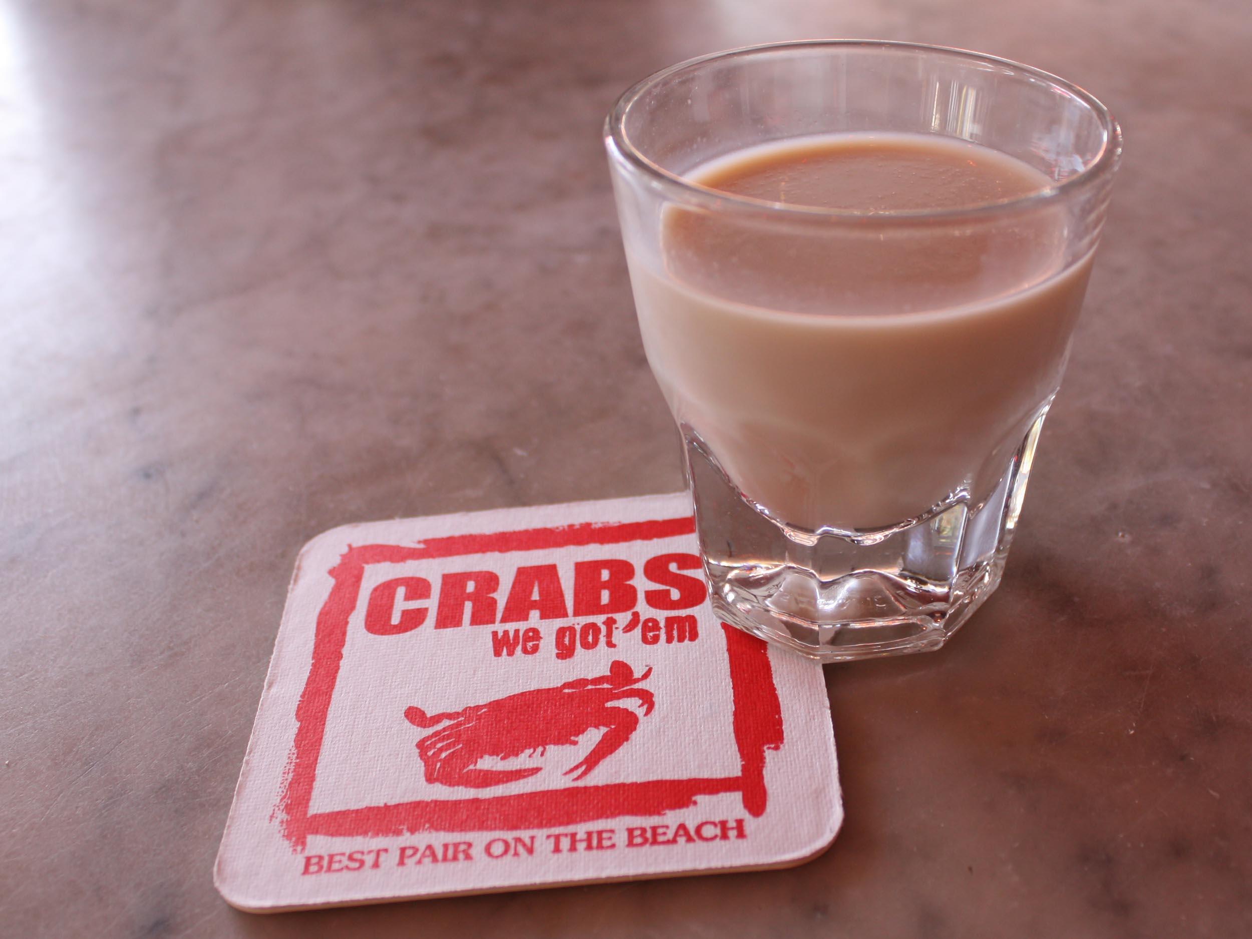 Crabs We Got 'Em Bushwacker