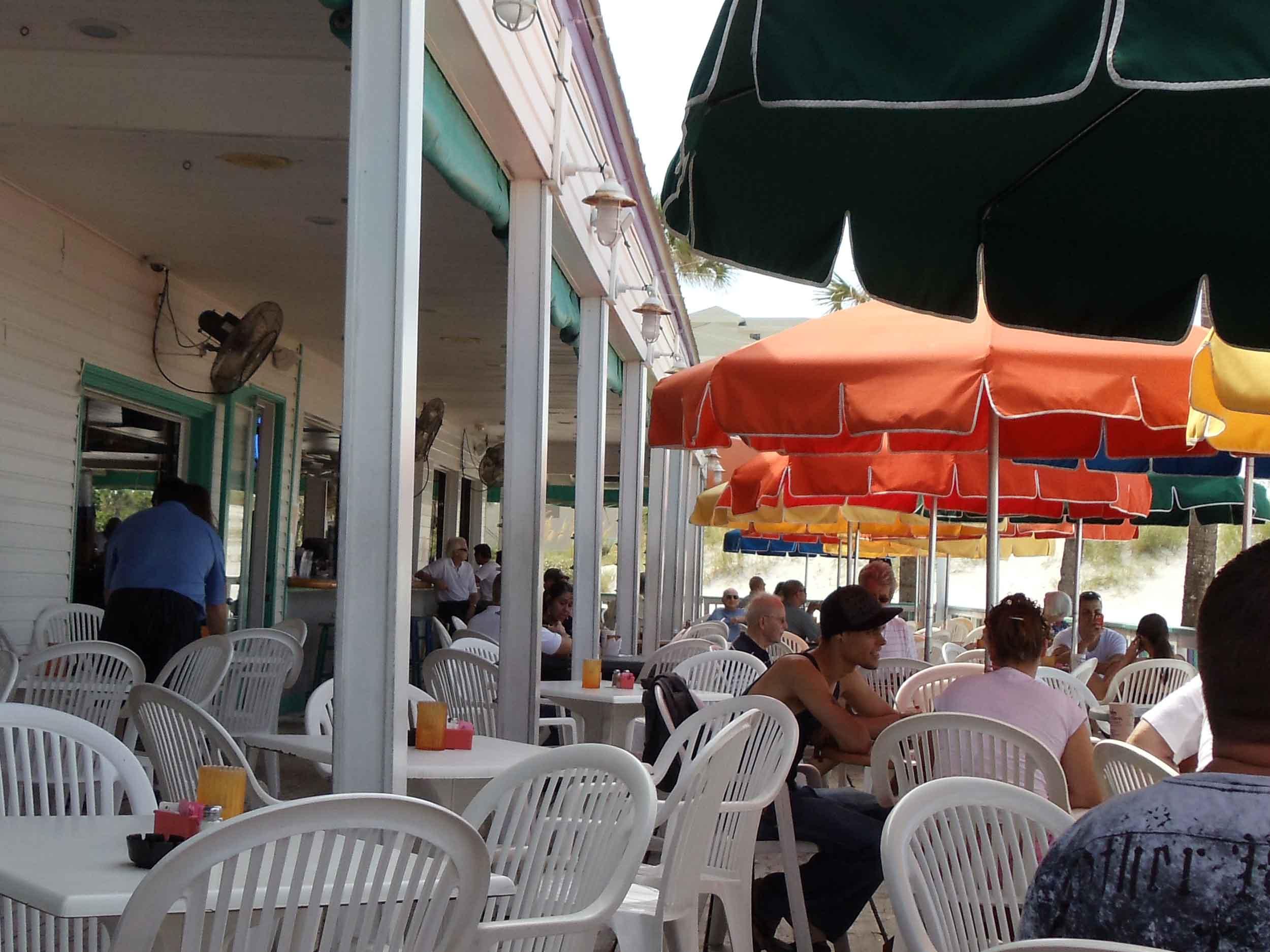 Palm Pavilion Dining Area