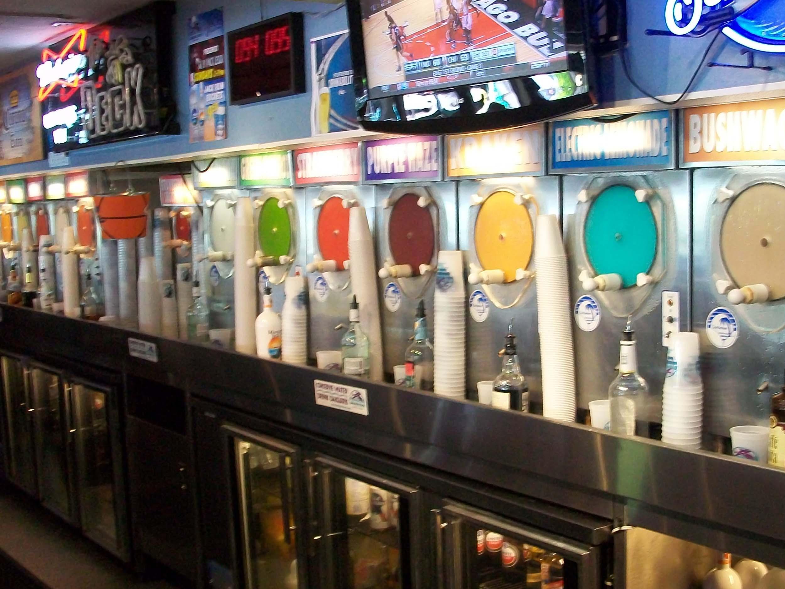 Daiquiri Deck Frozen Drinks