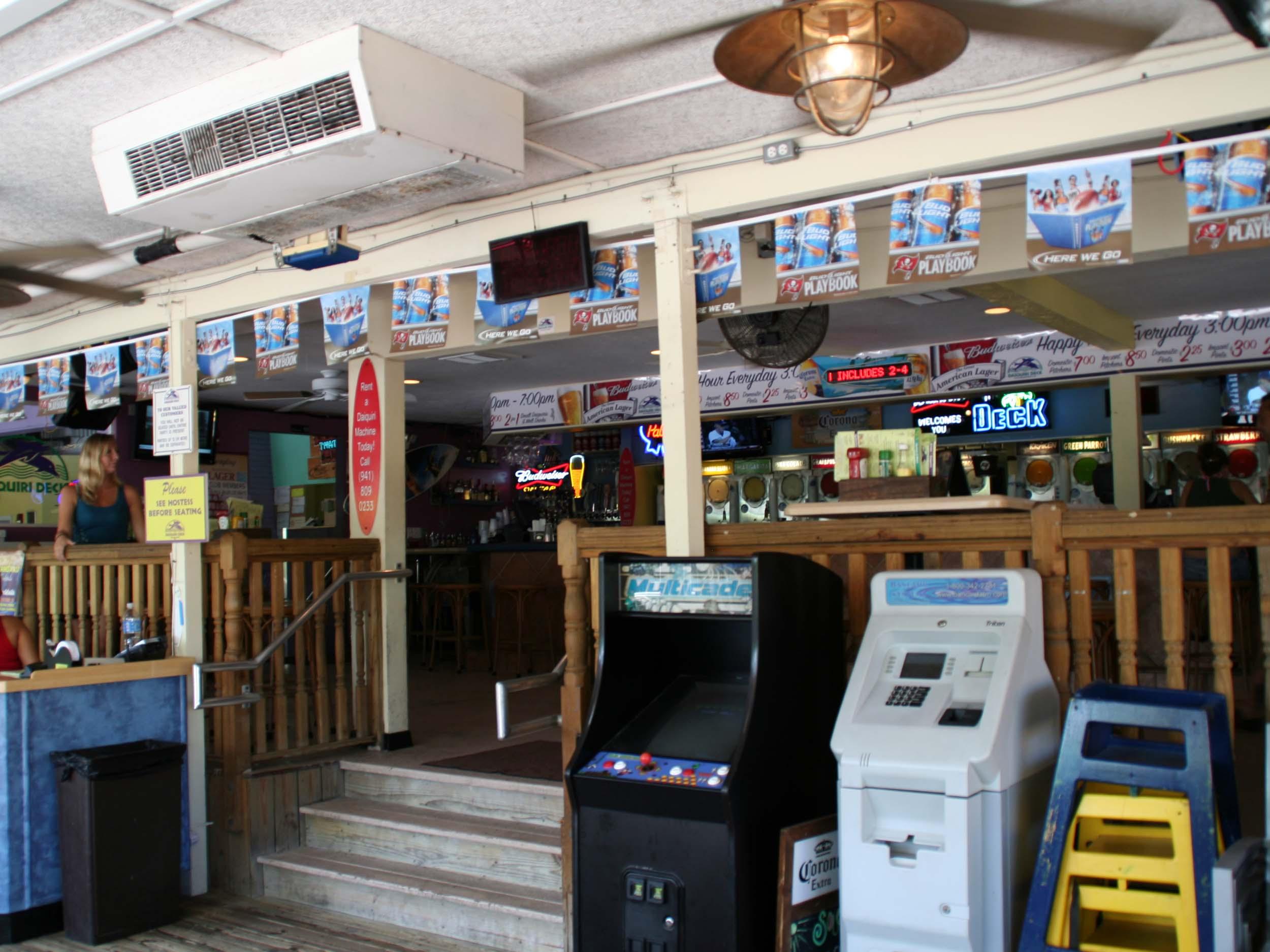 Daiquiri Deck Bar
