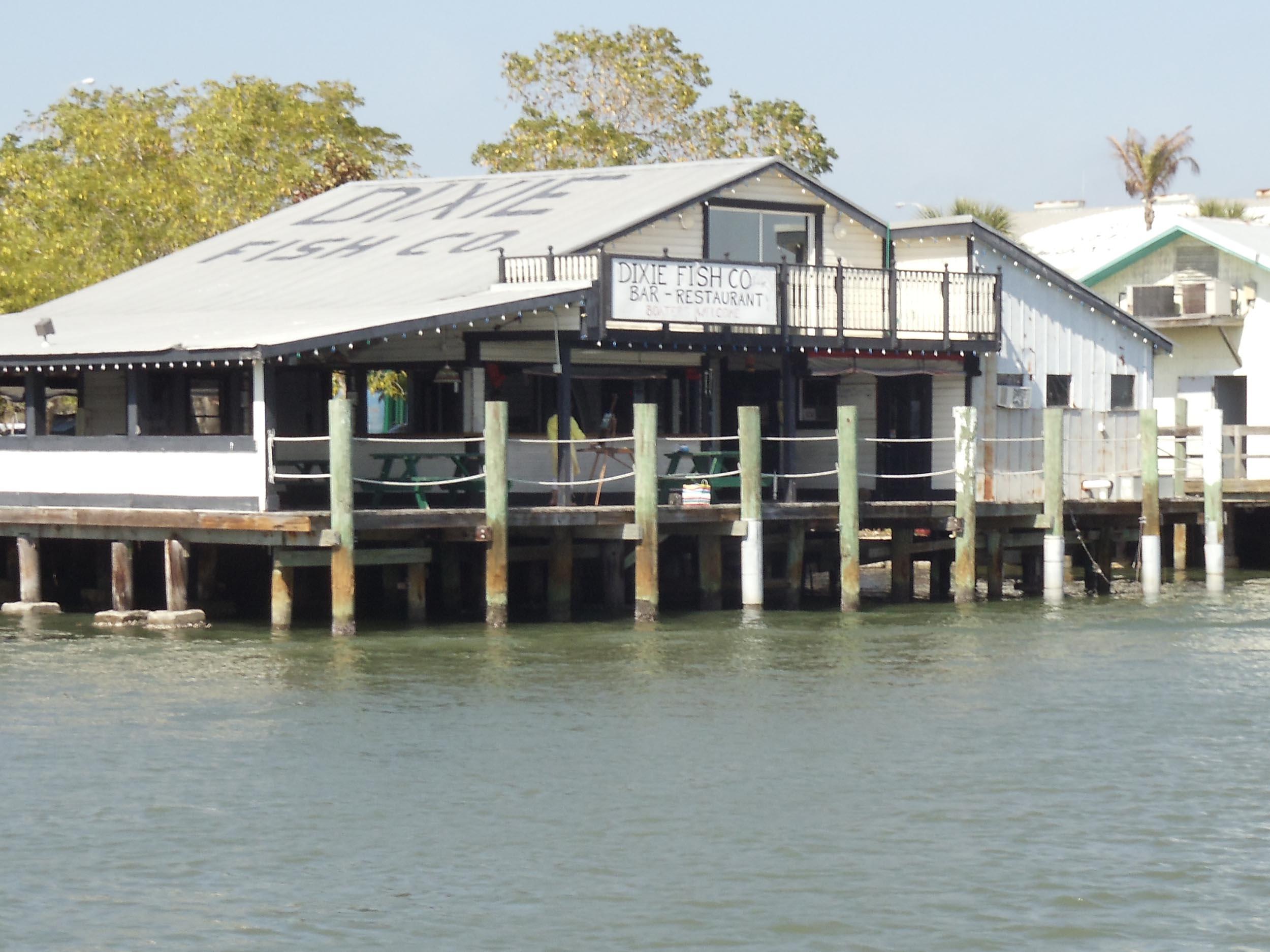 Dixie Fish Company Exterior
