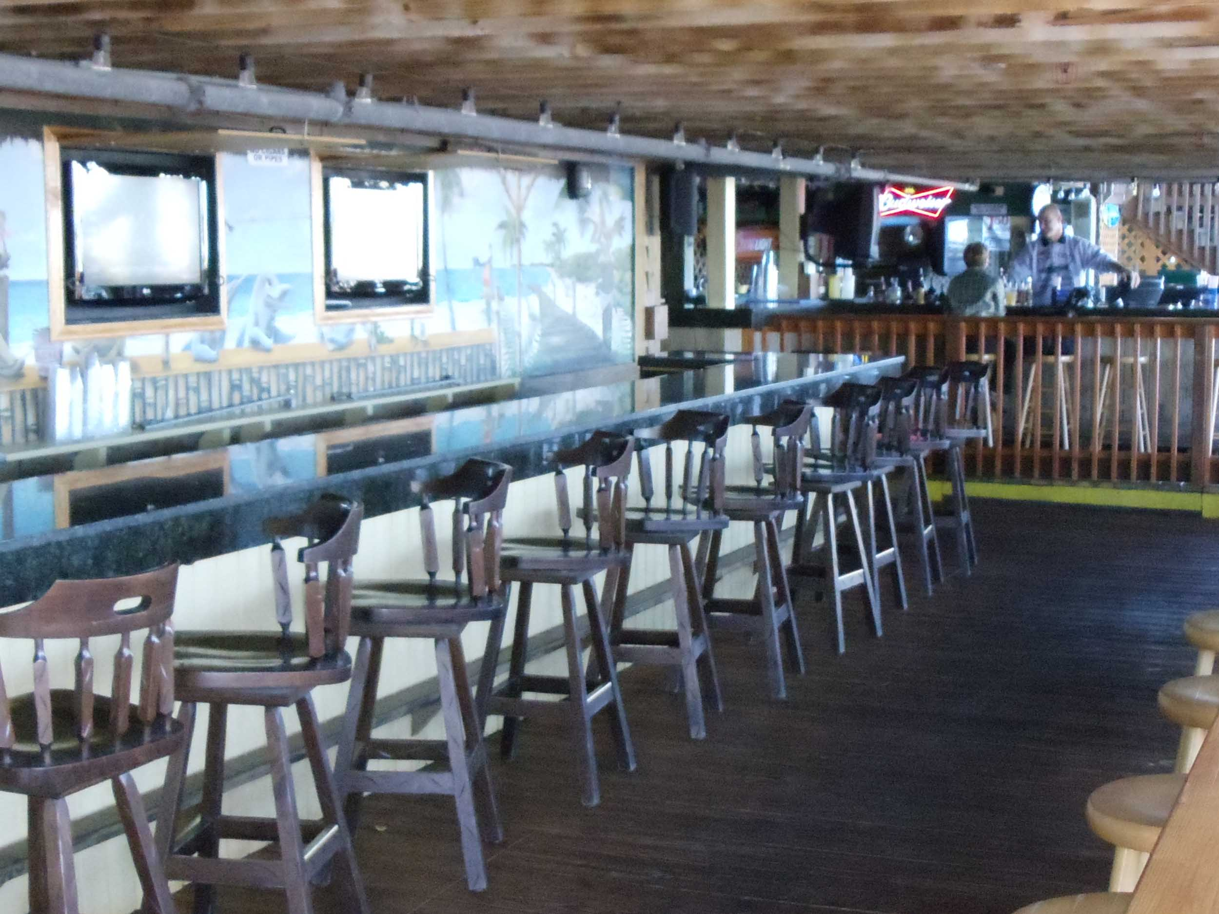 Doc Ford's Rum Bar and Grille Inside Bar