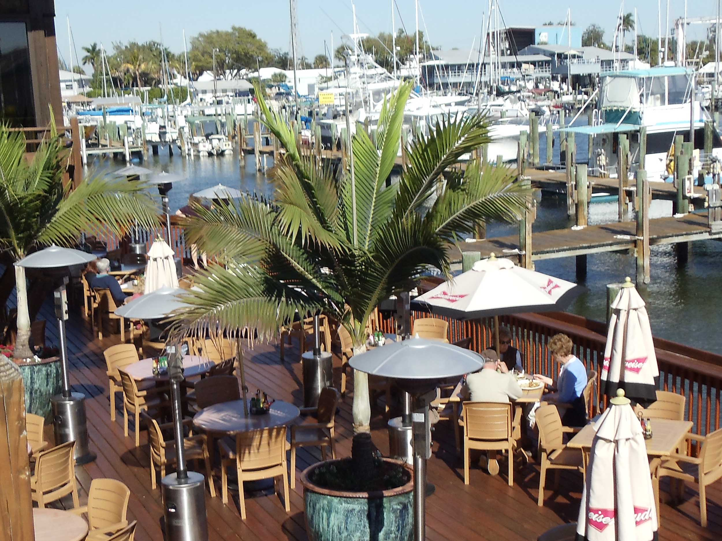 Doc Ford's Rum Bar and Grille Water Front