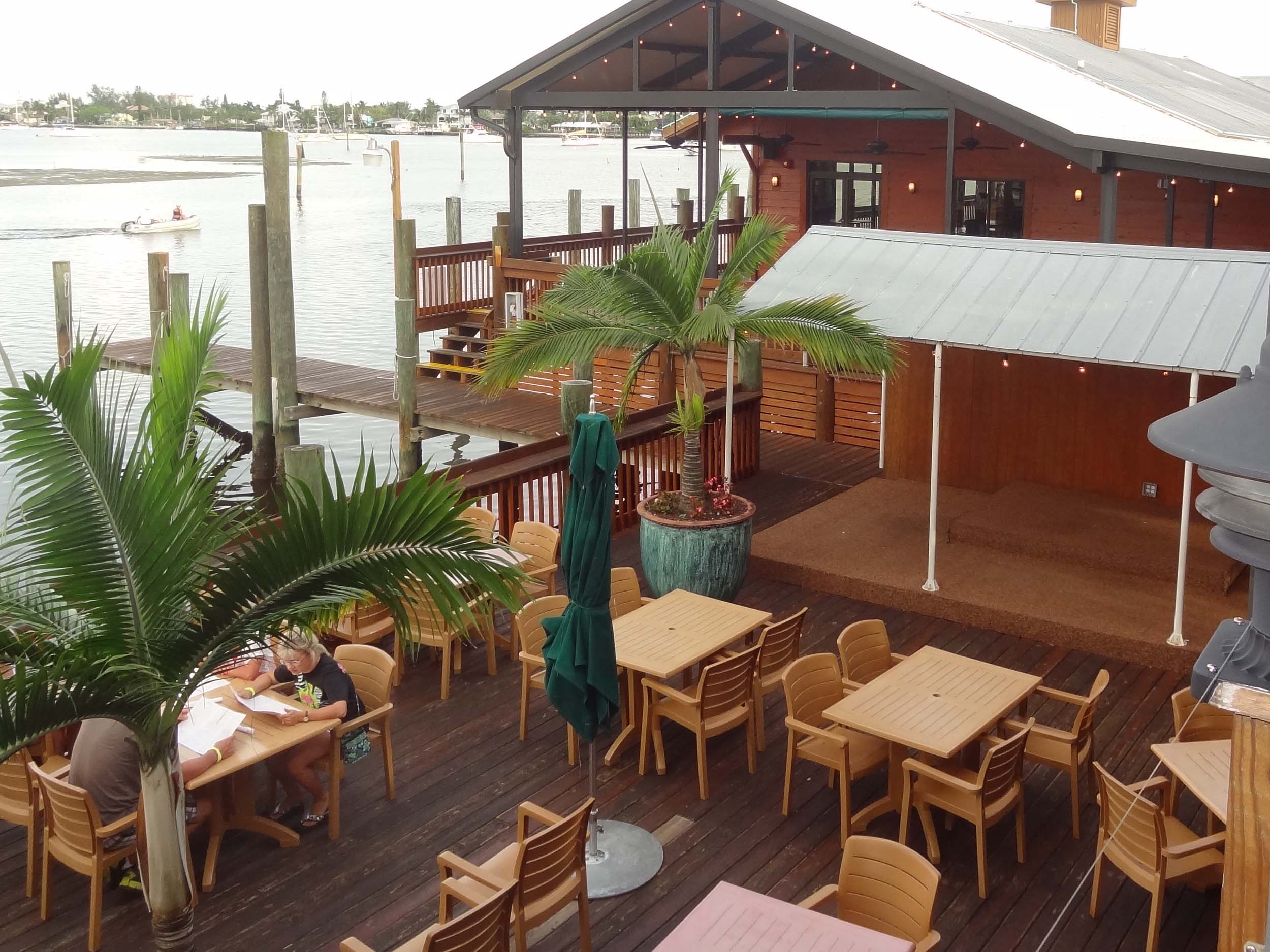 Doc Ford's Rum Bar and Grille Patio
