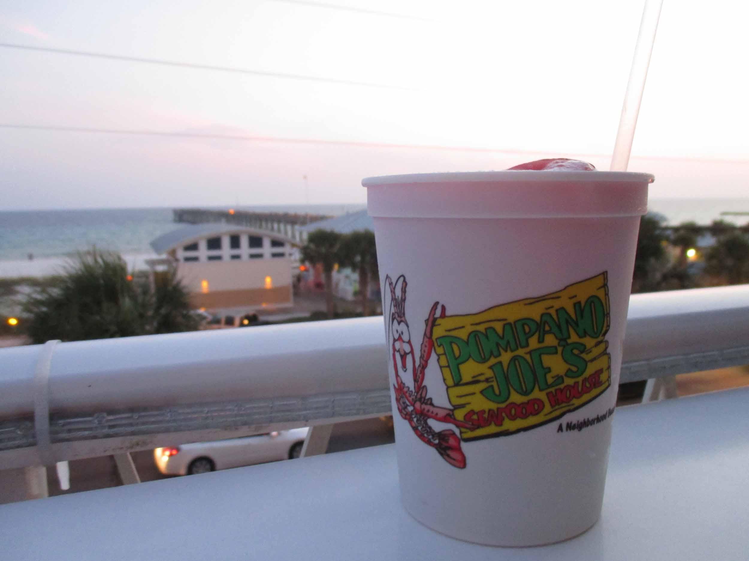 Pompano Joe's Tropical Drink