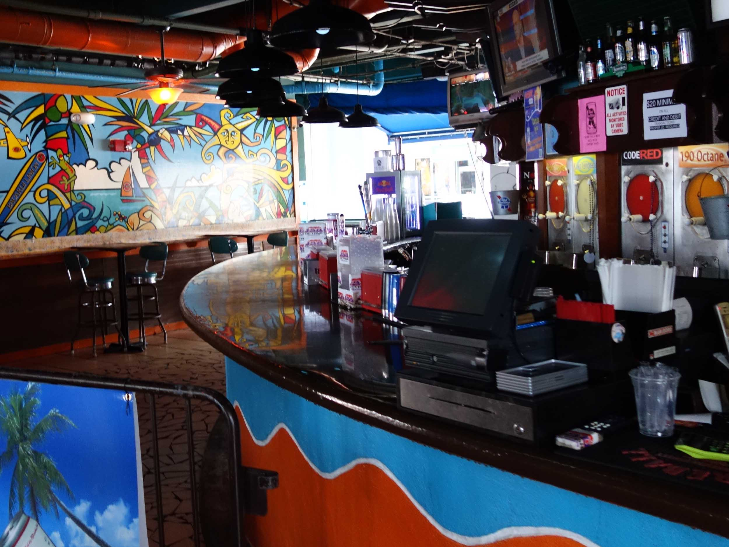Fat Tuesday Bar