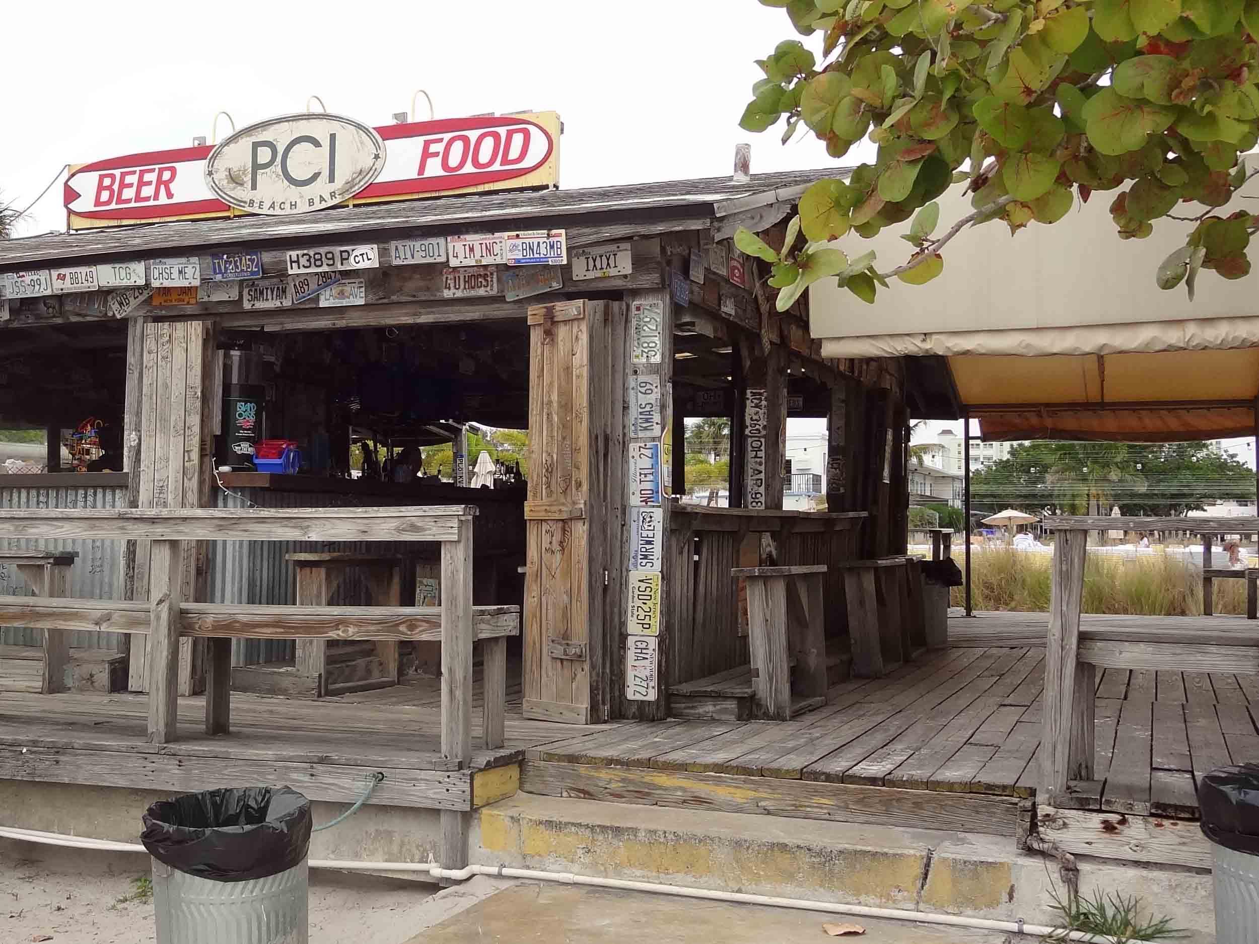 Postcard Inn on the Beach Entrance