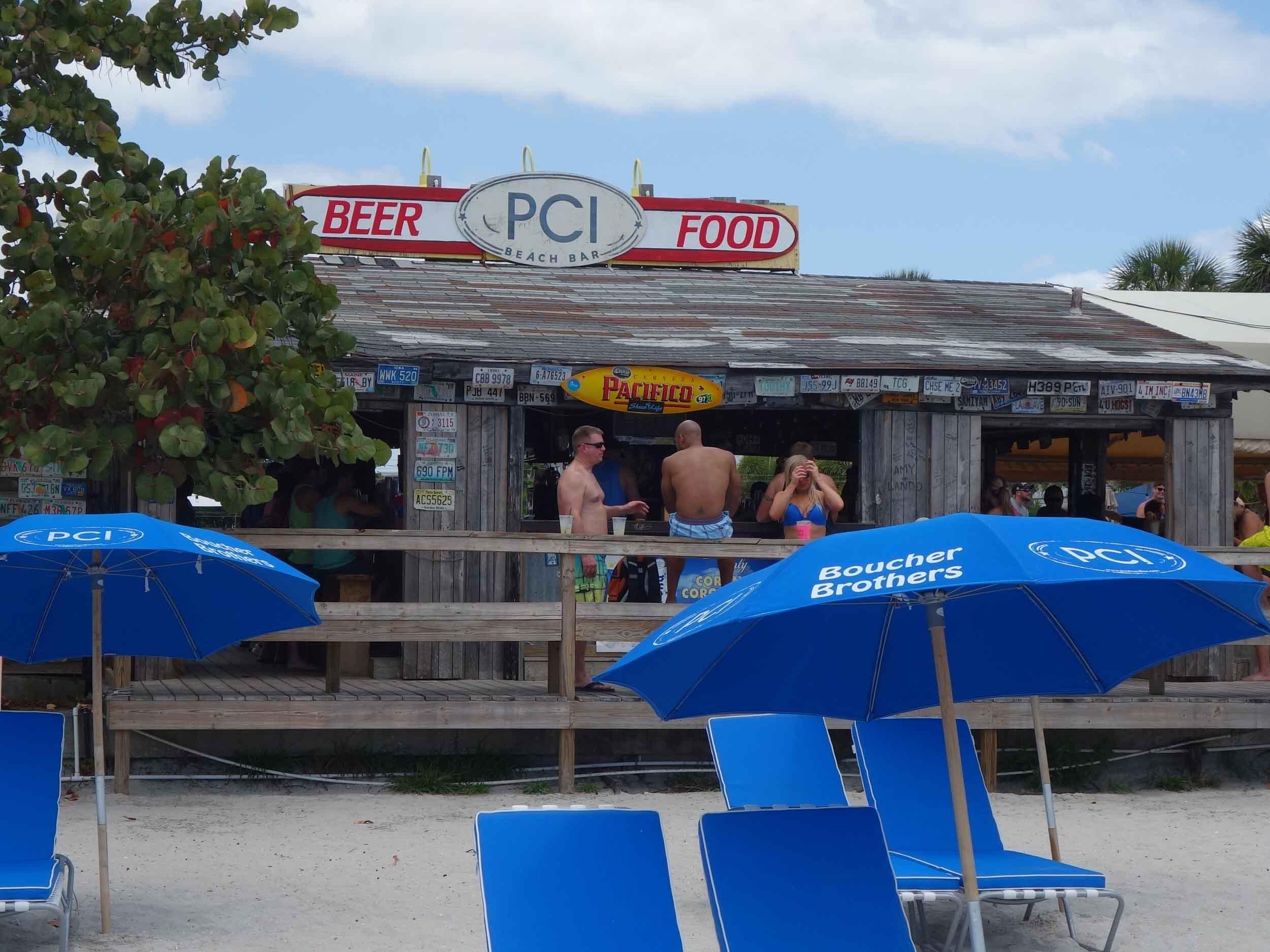Postcard Inn on the Beach Exterior