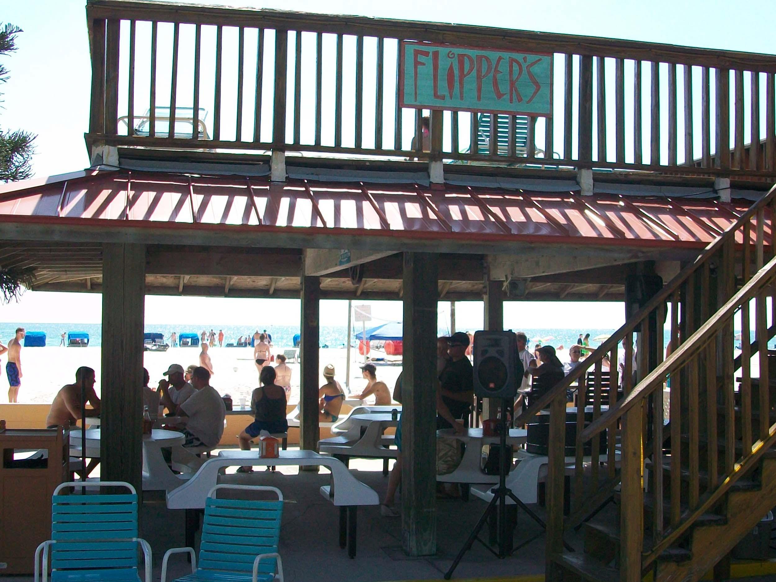 Flipper's Beach Bar