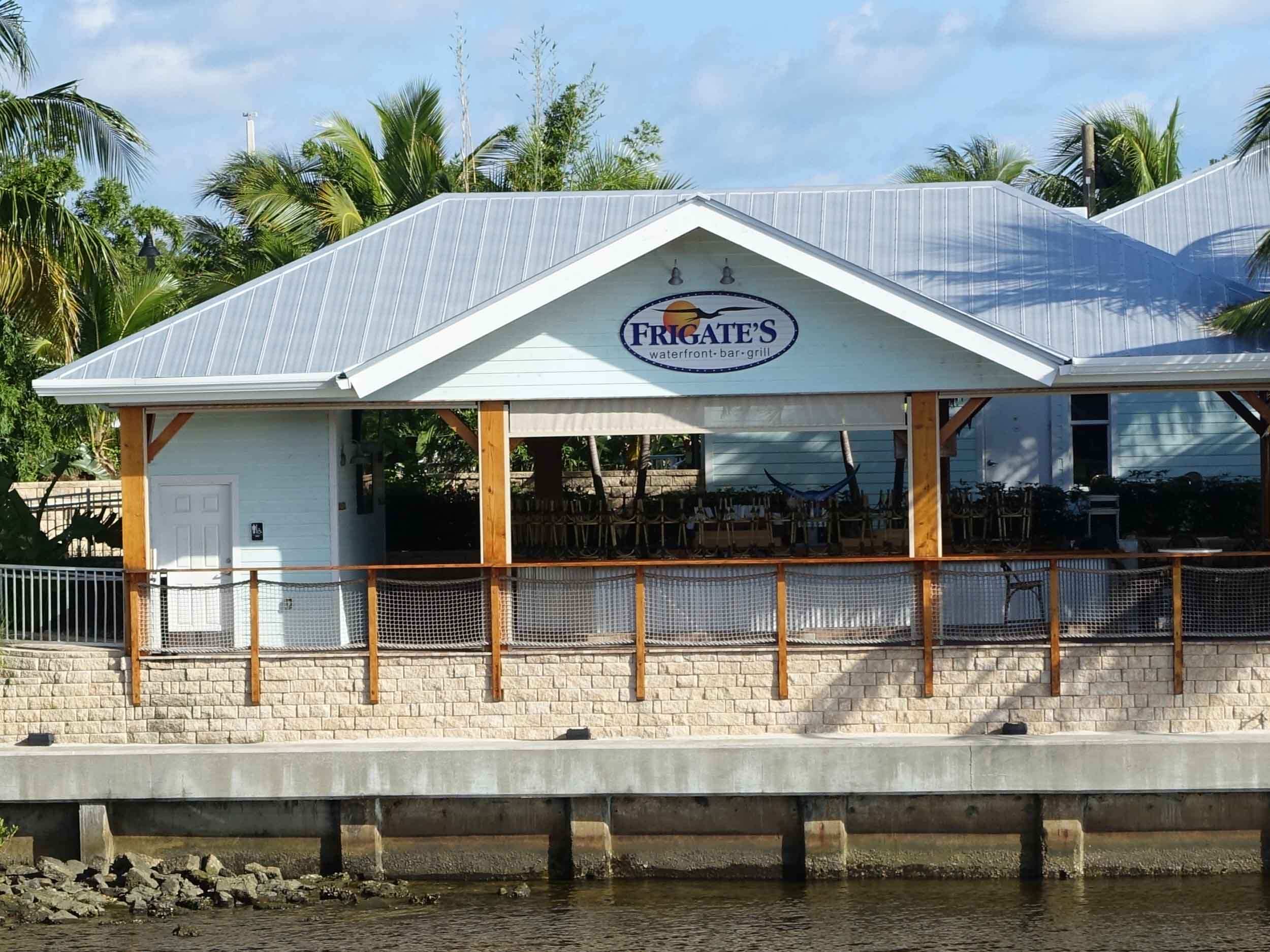 Frigate's Waterfront Bar and Grill