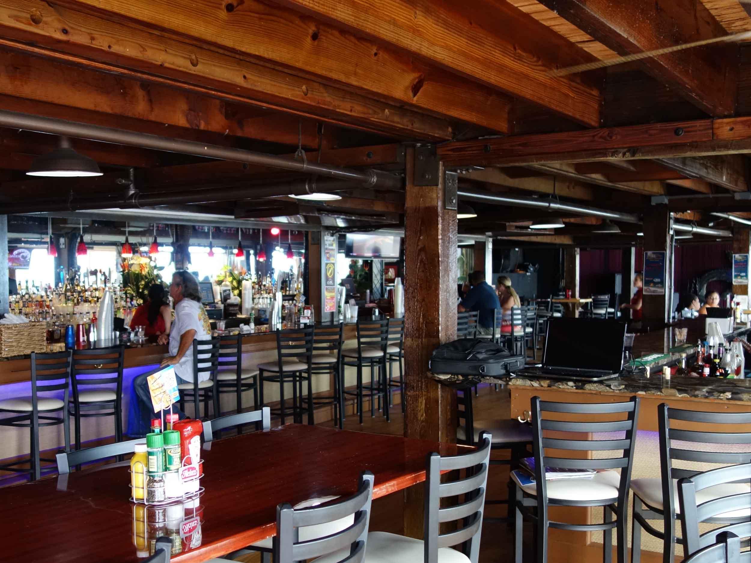 Gator's Cafe and Saloon Inside Bar