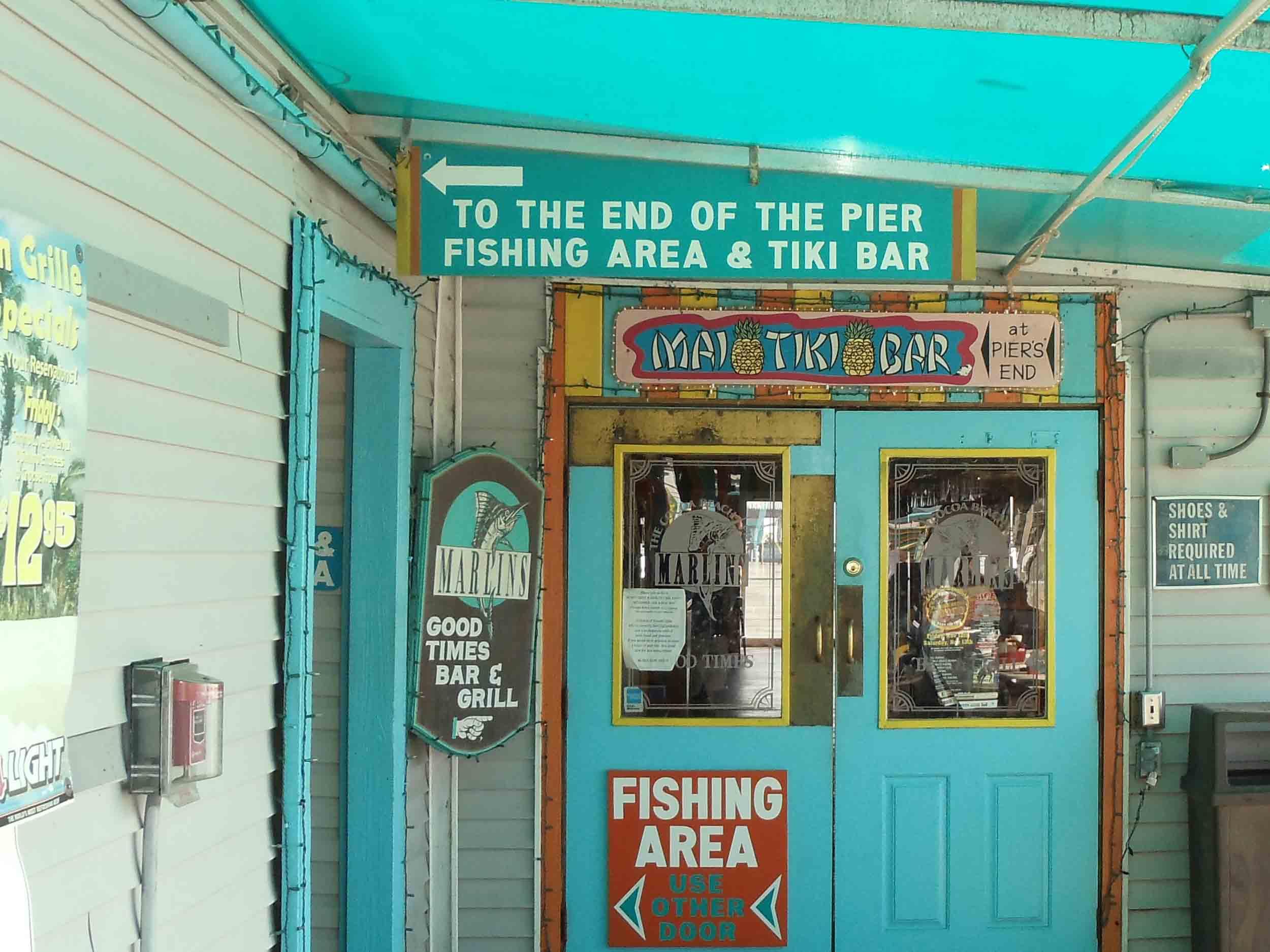 Rikki Tiki Tavern Entrance
