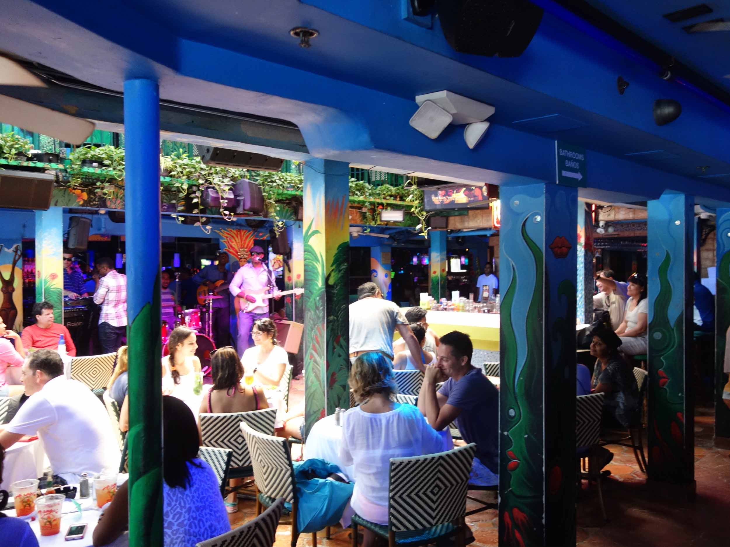 Mango's Tropical Cafe Live Music