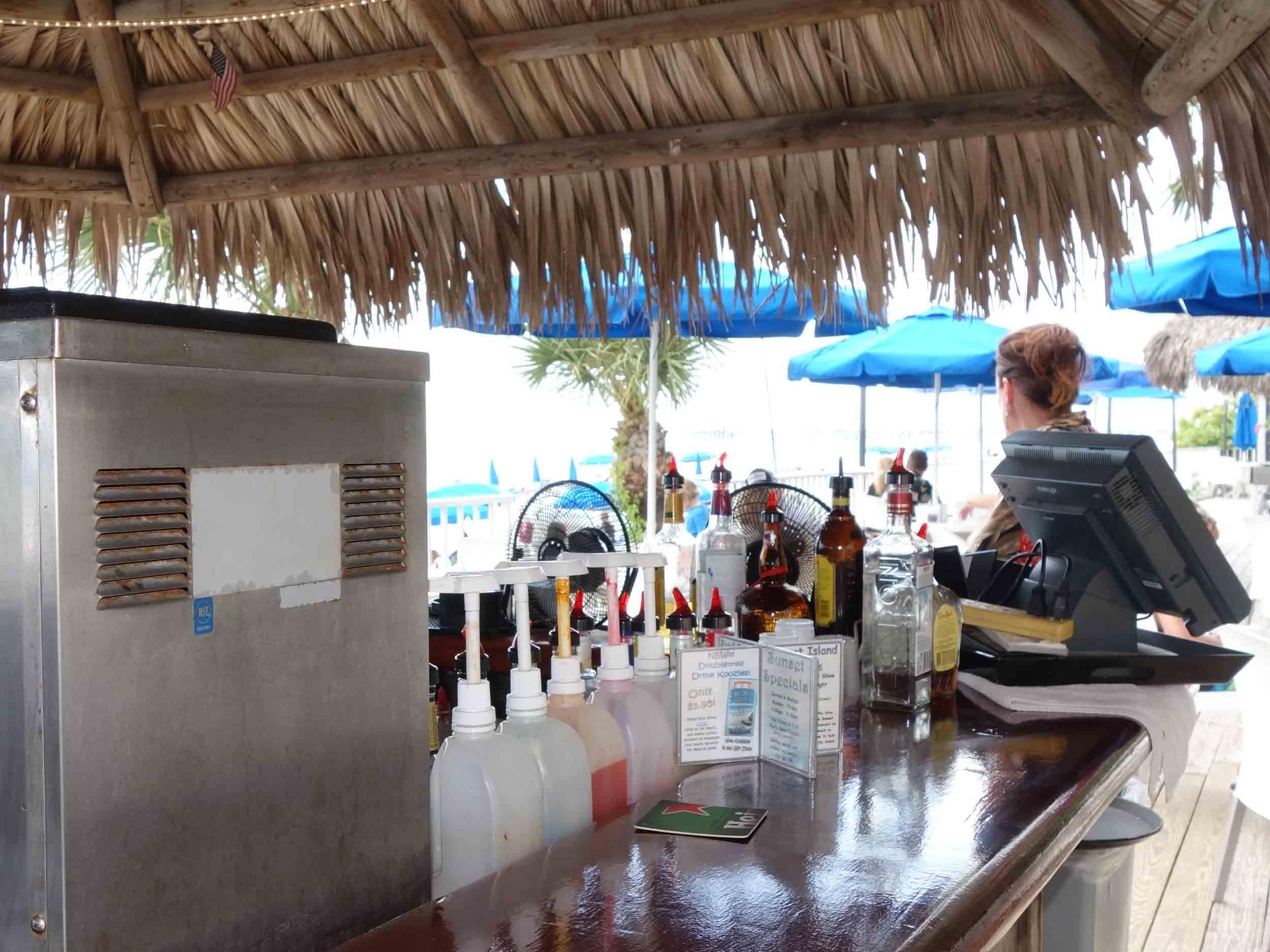 Mangos Restaurant and Tiki Bar