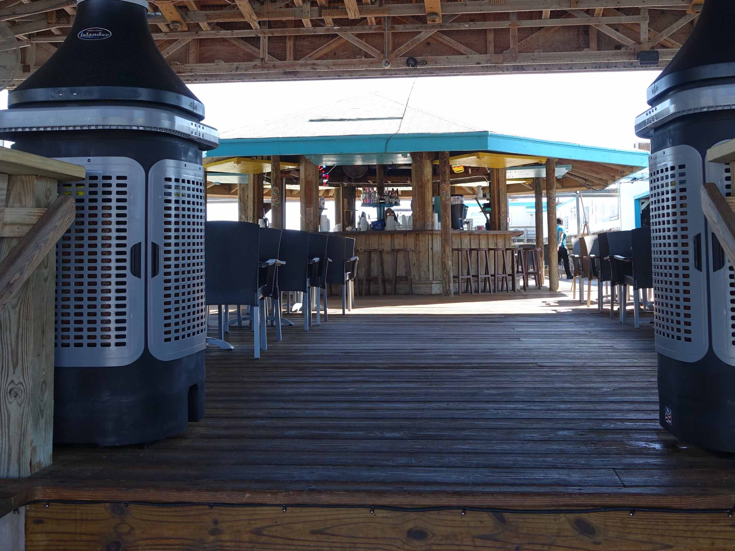 Keith's Oyster Bar Interior