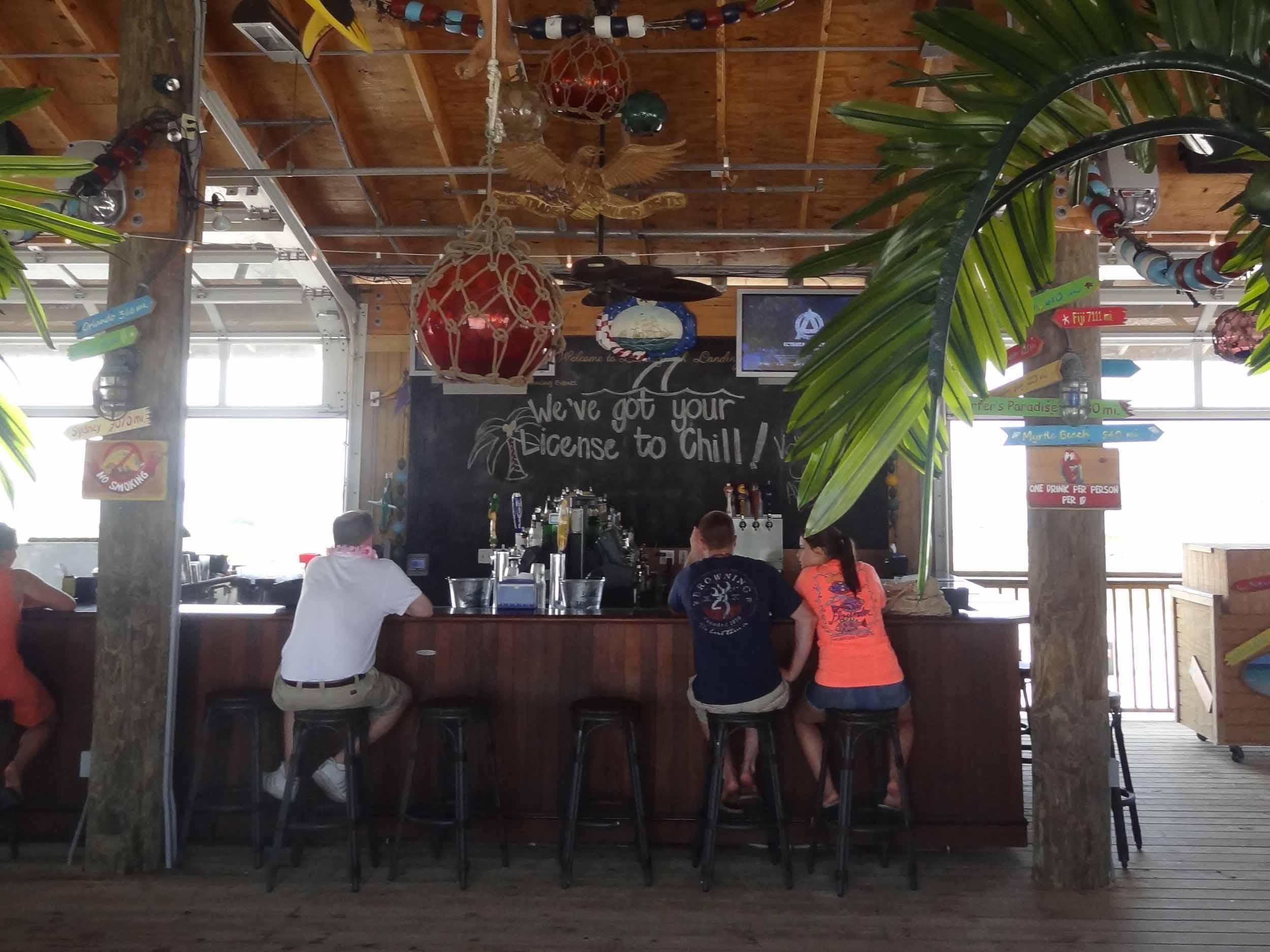 LandShark Landing Beach Bar