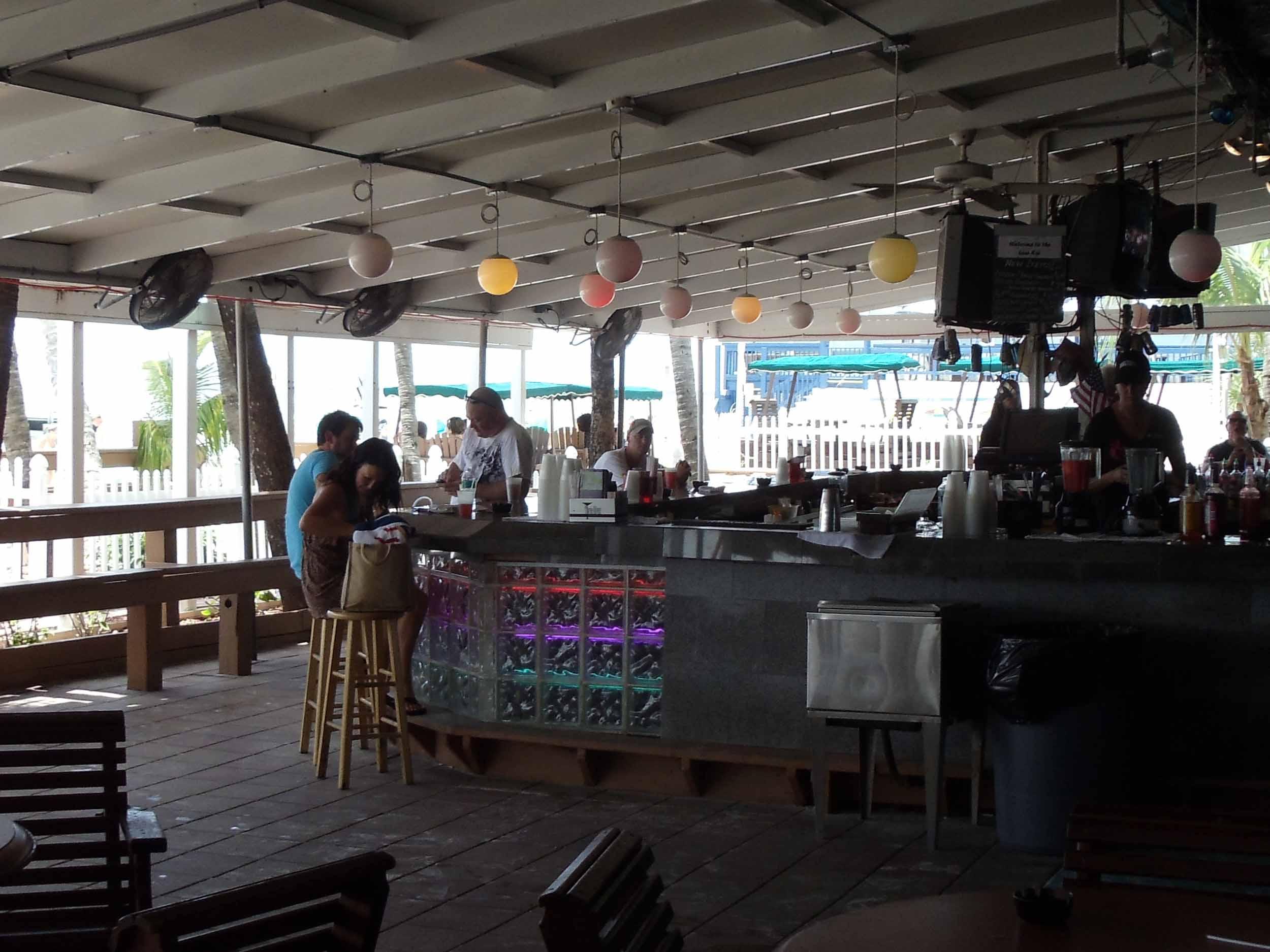 Lani Kai Indoor Bar
