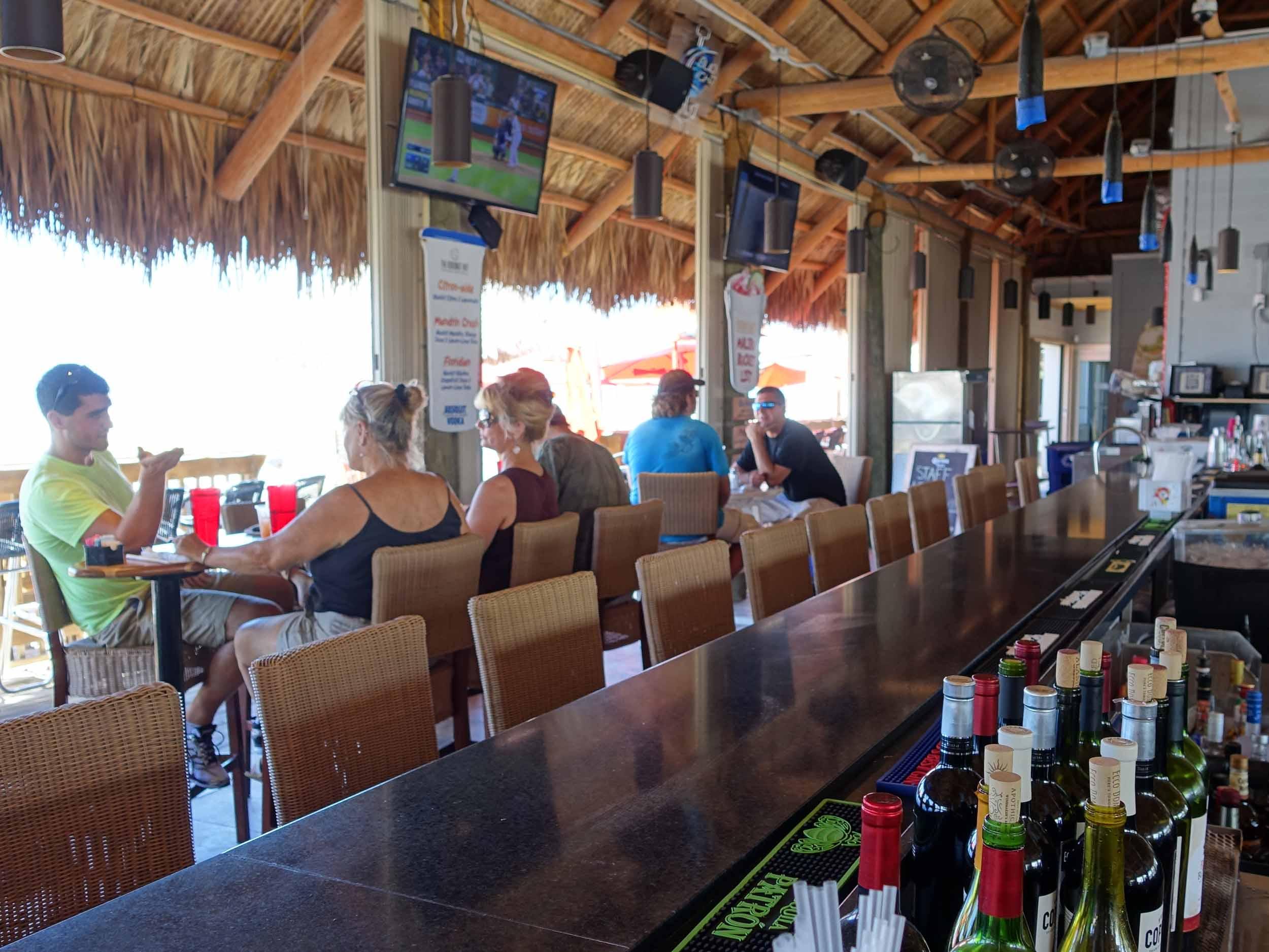 Gulf Drive Cafe Bar