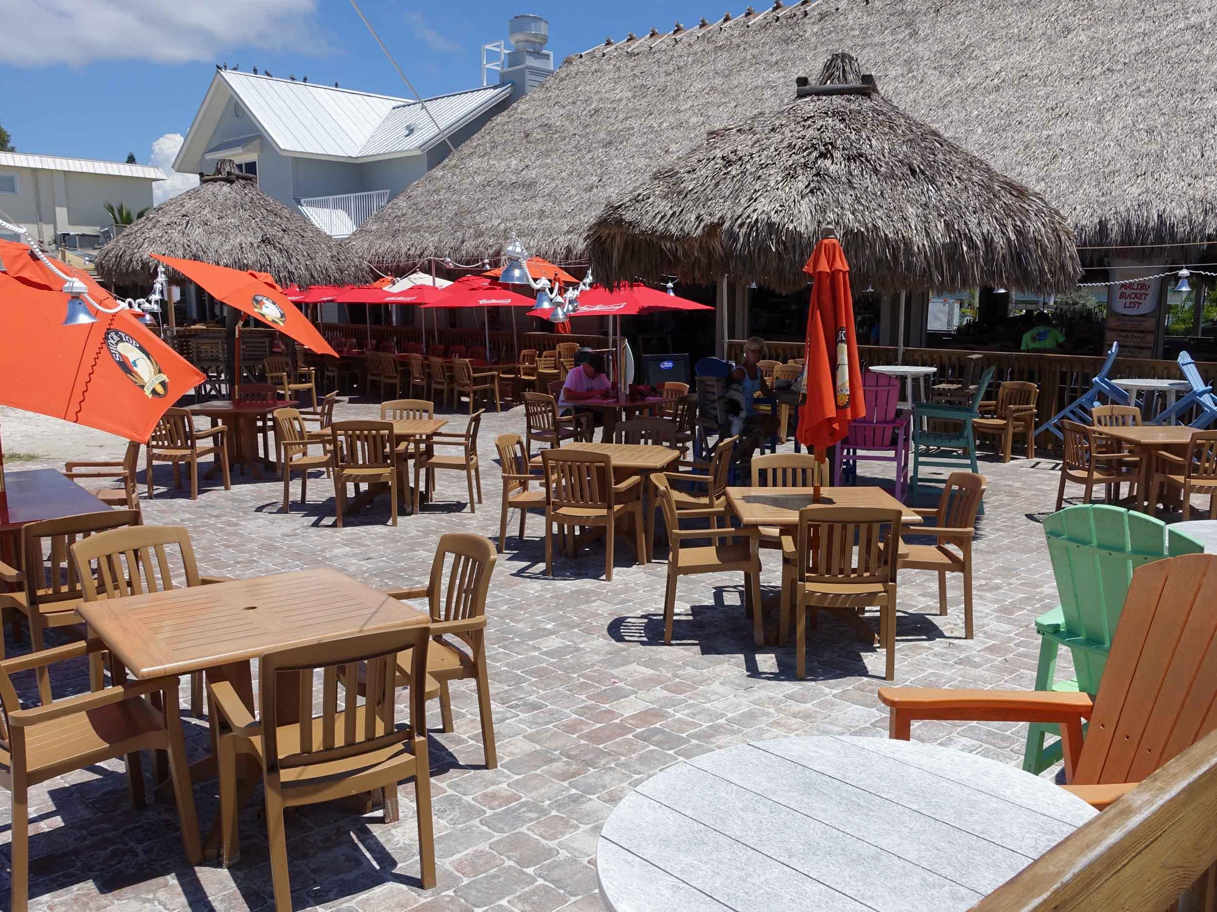 Gulf Drive Cafe Patio