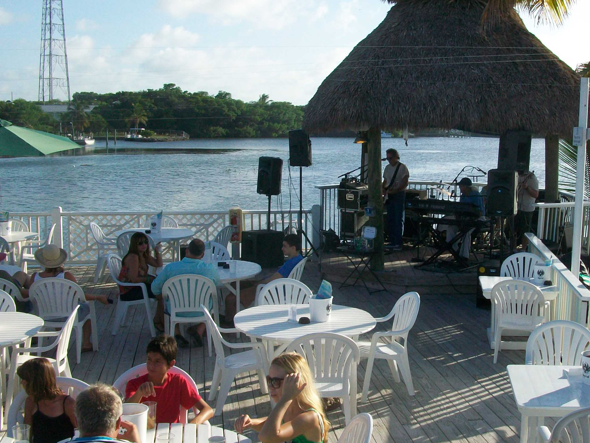 Lorelei Restaurant and Cabana Bar Live Music