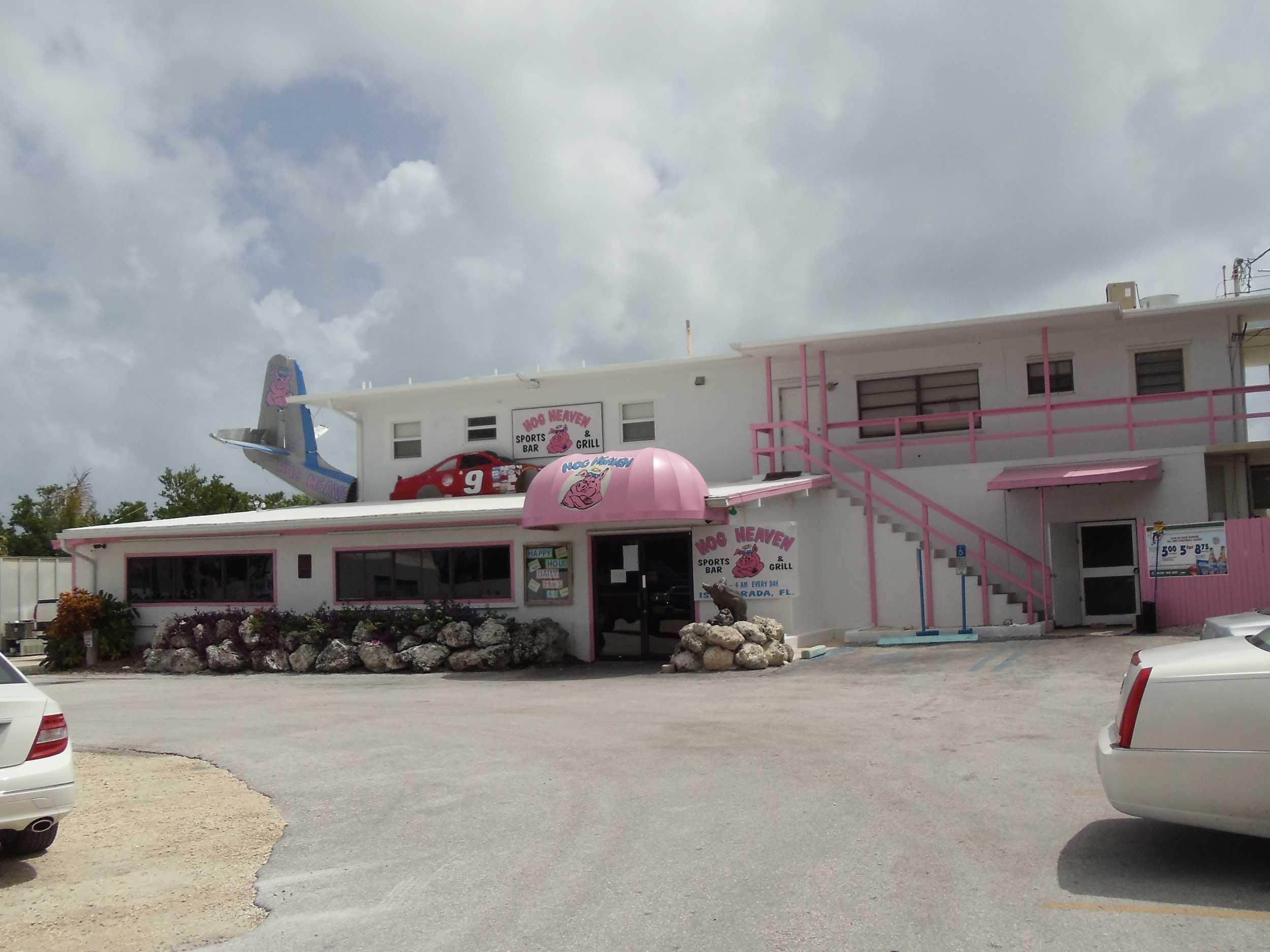 Hog Heaven Sports Bar and Grill Exterior