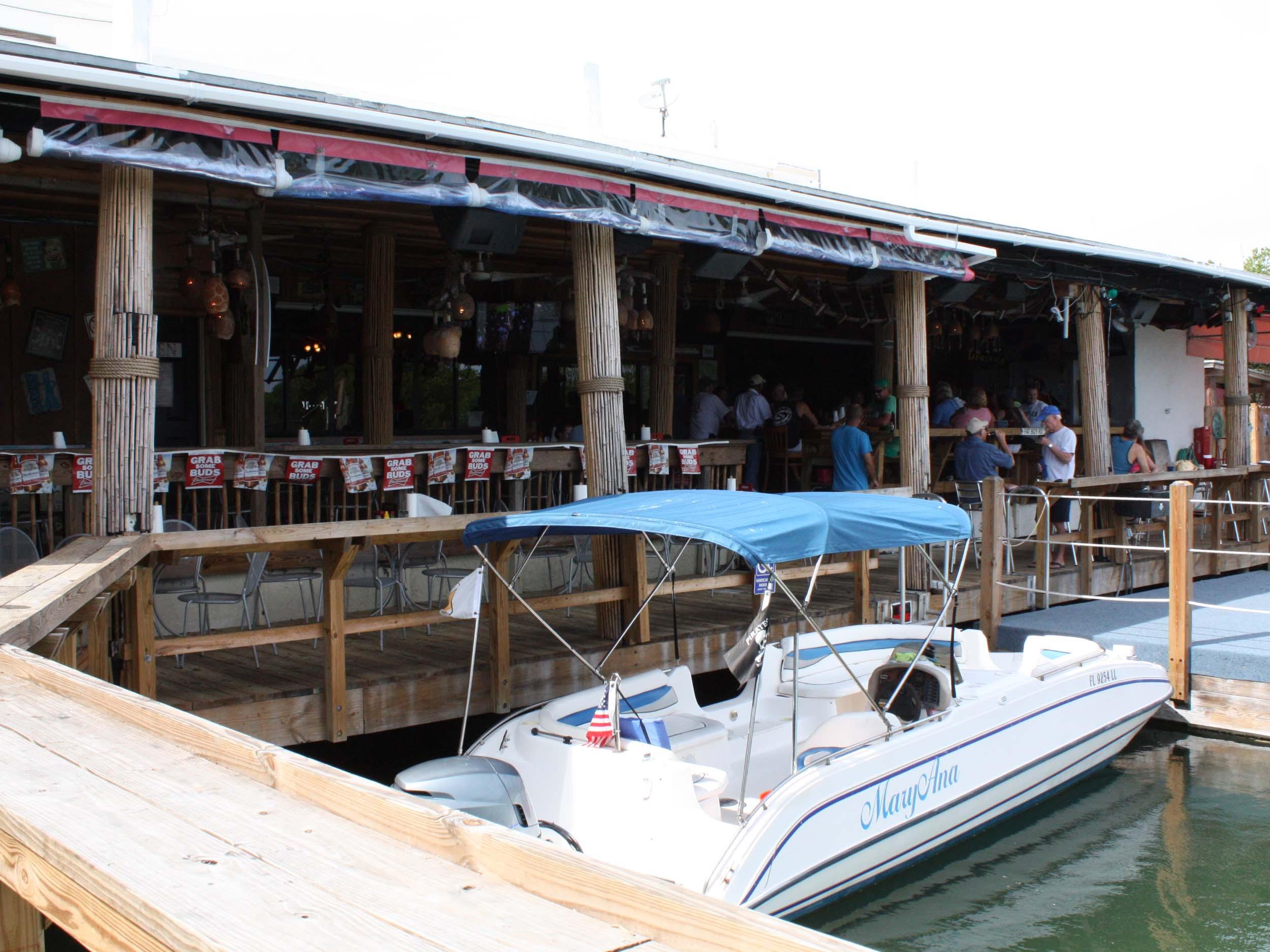 Hog Heaven Sports Bar and Grill Marina