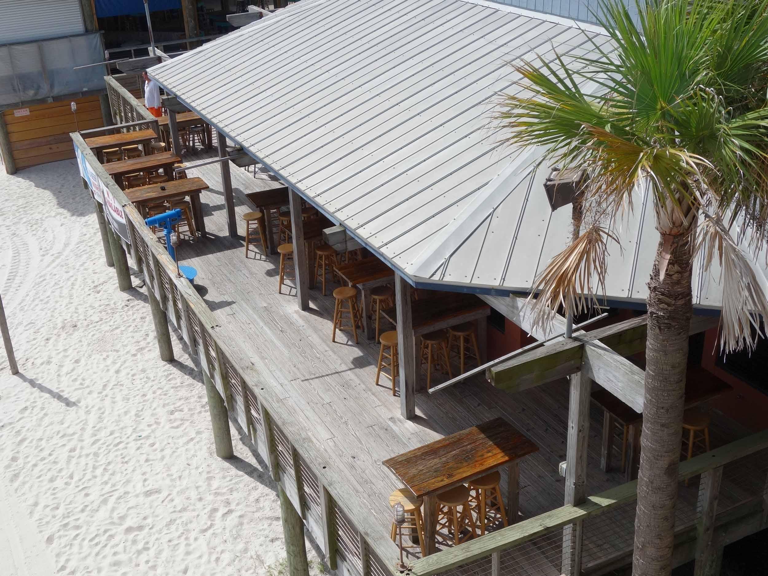 Hooters of Pensacola Beach Patio